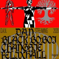 "D. A. N. presents live streaming ""Supernature"""