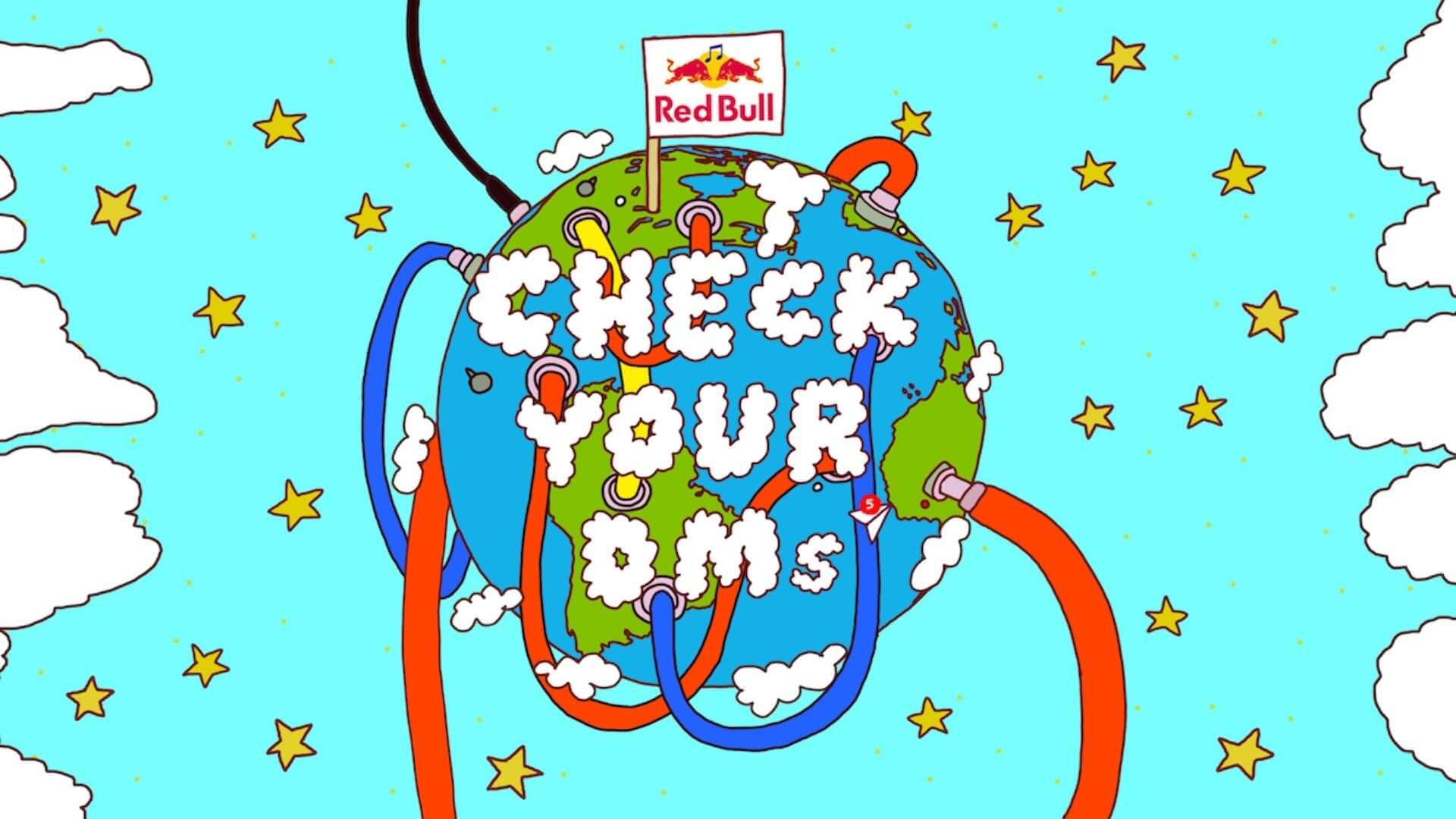 tofubeatsがレッドブル版リアリティショー『Red Bull Check Your DMs』に出演!リモートでコラボ曲制作 200525_tofubeats_redbull_4-1920x1080