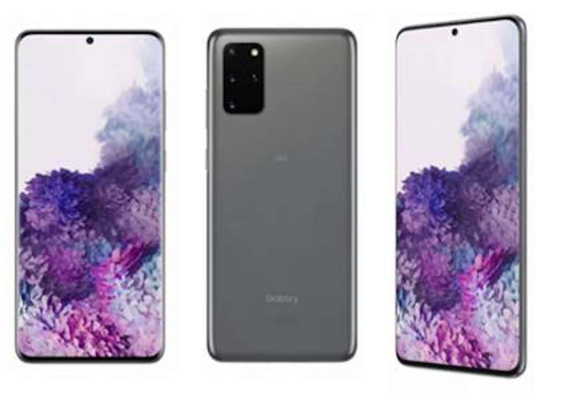 Samsungの5G対応スマホ『Galaxy S20+ 5G』がauから発売決定!ワイヤレスイヤホンが必ずもらえるキャンペーンも tech200526_galaxy_s20_1-1920x1328