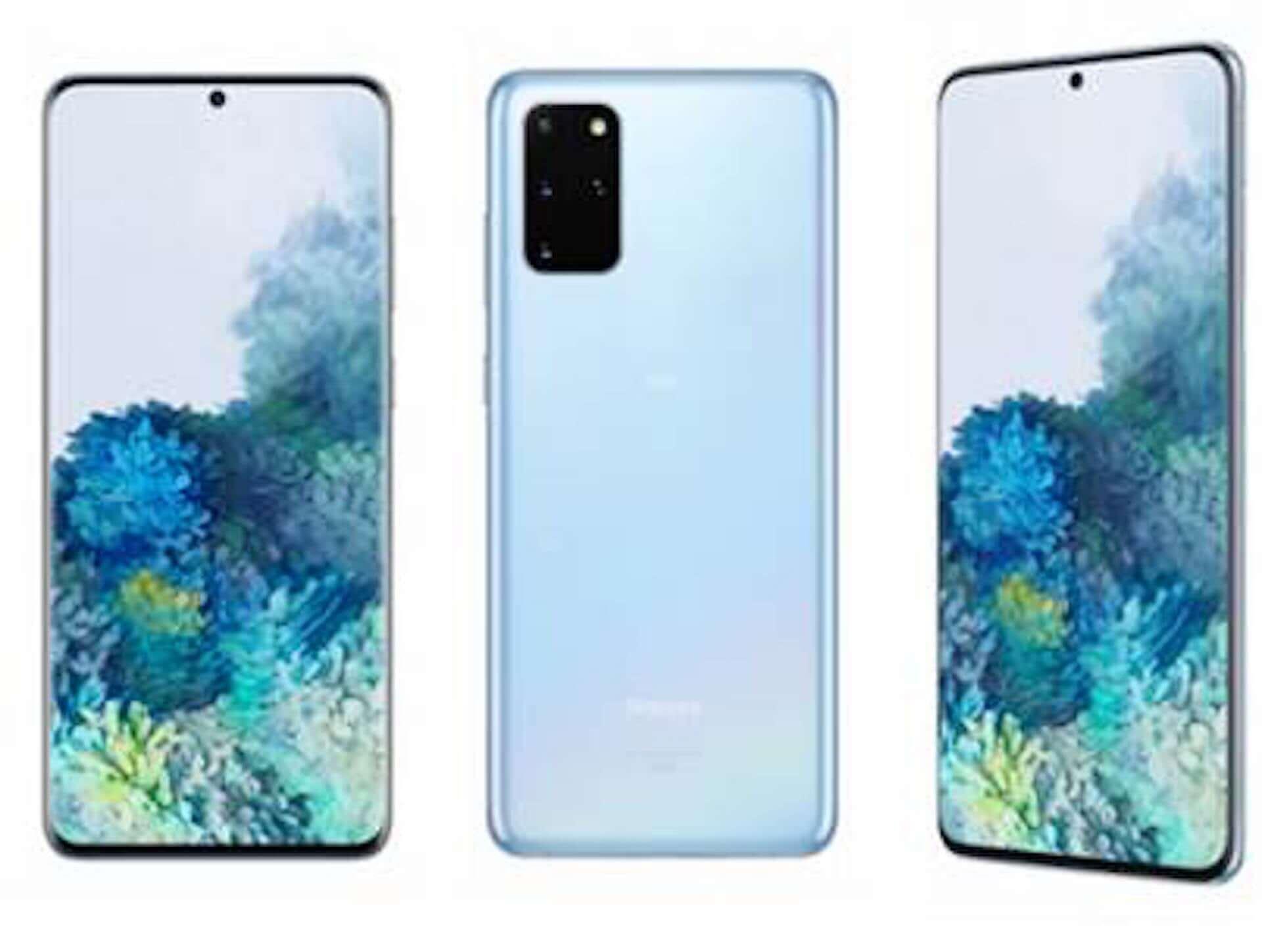 Samsungの5G対応スマホ『Galaxy S20+ 5G』がauから発売決定!ワイヤレスイヤホンが必ずもらえるキャンペーンも tech200526_galaxy_s20_2-1920x1448