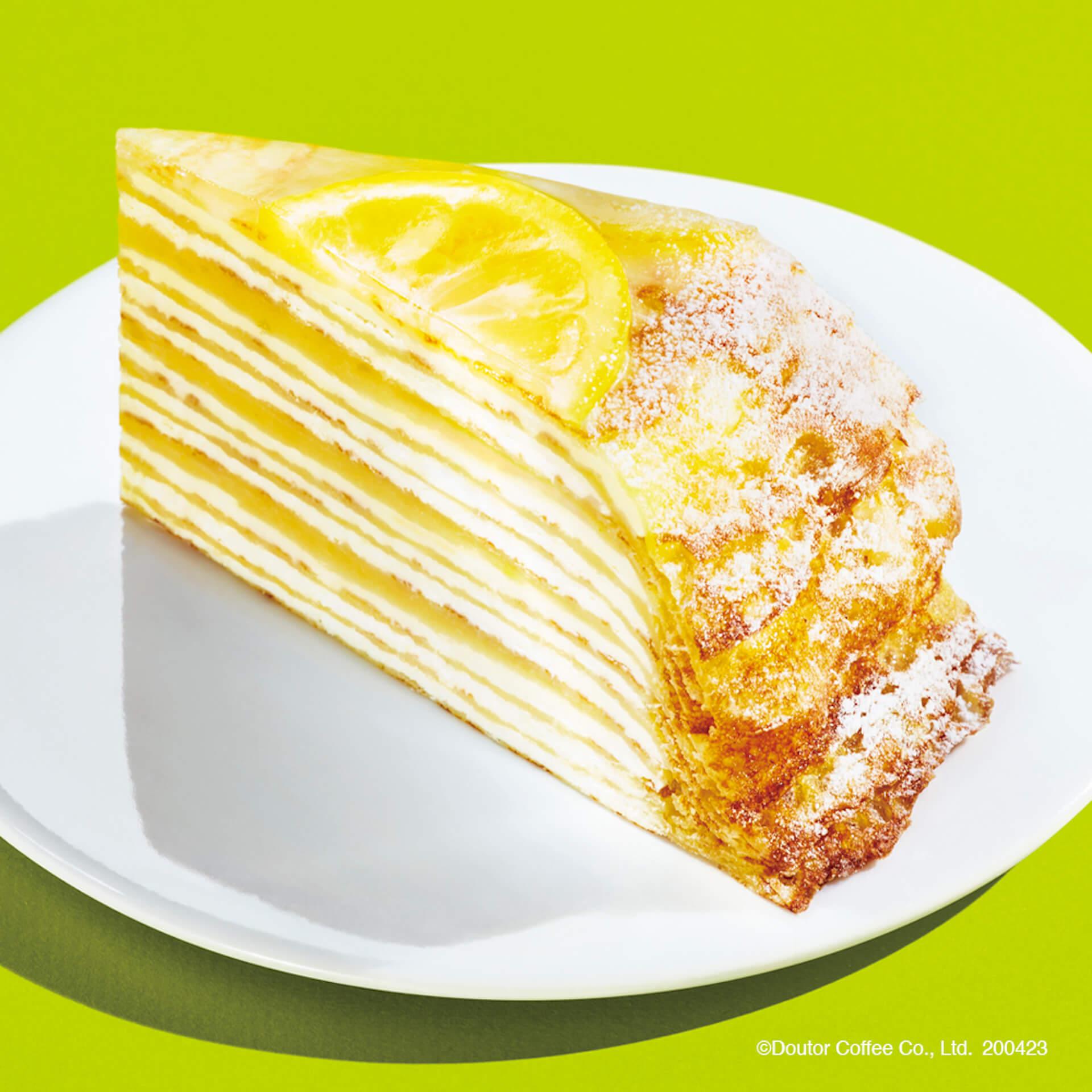 ドトールコーヒーで「はちみつレモンヨーグルン」など、初夏にぴったりなスッキリドリンク&スイーツが続々登場! gourmet200526_doutor_1