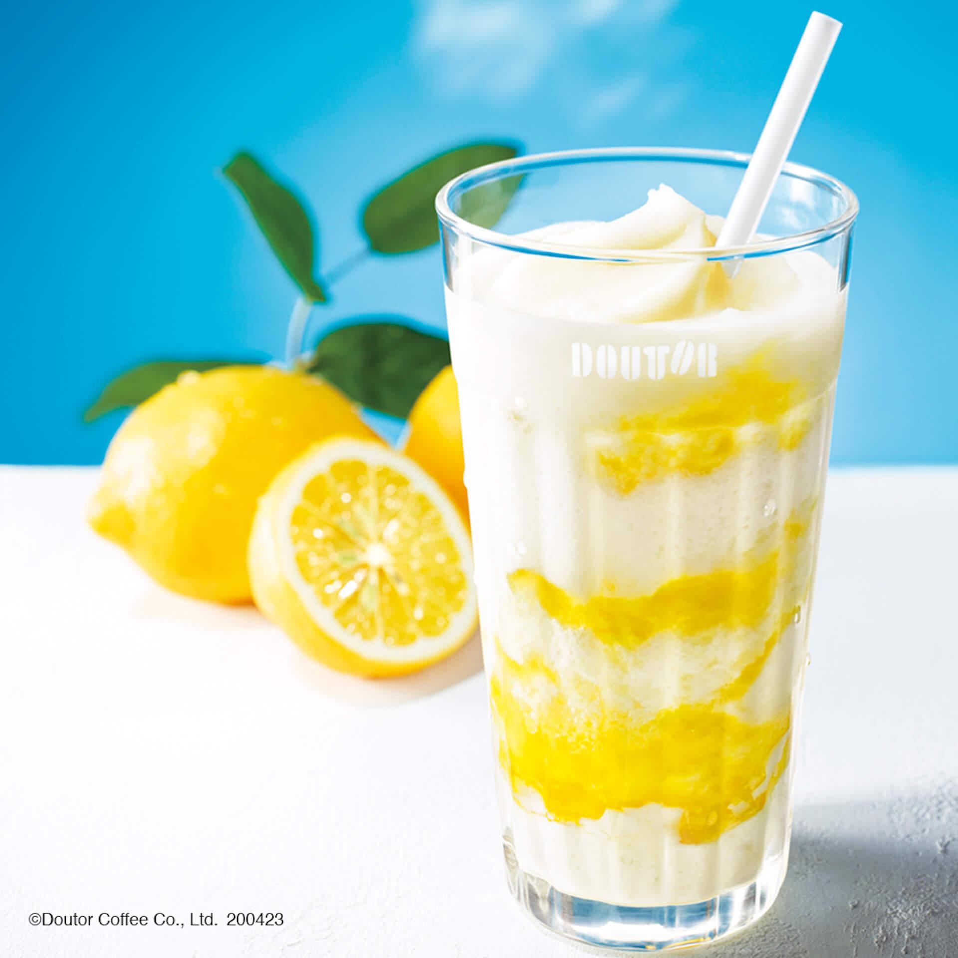 ドトールコーヒーで「はちみつレモンヨーグルン」など、初夏にぴったりなスッキリドリンク&スイーツが続々登場! gourmet200526_doutor_4