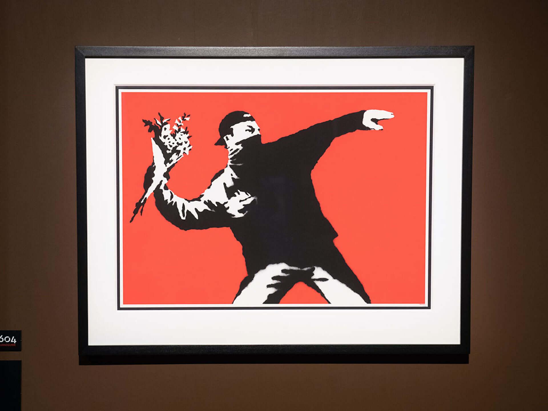 <バンクシー展 天才か反逆者か>が5月30日より再開決定|三密対策に伴う新企画も art200527_banksy_exhibition_3-1920x1440