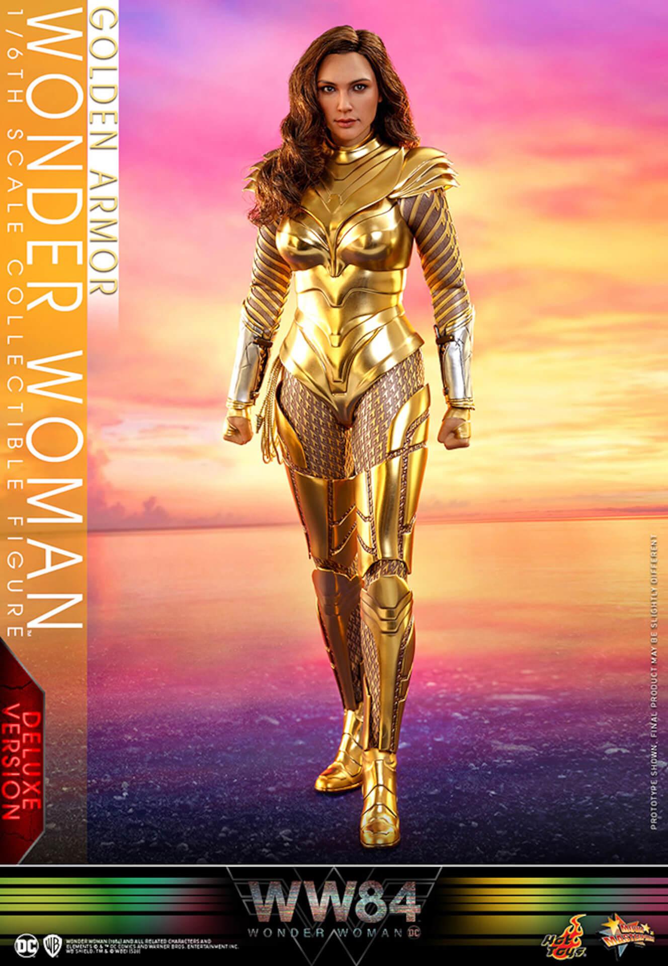 最新作『ワンダーウーマン 1984』からゴールドアーマー装着のワンダーウーマンフィギュアがホットトイズで登場! art200528_ww_hottoys_7