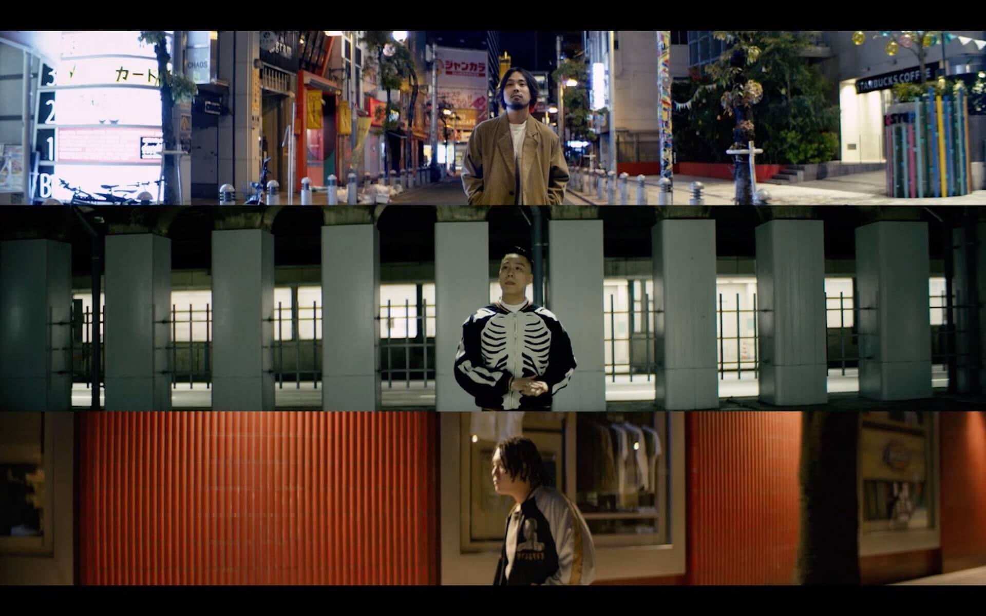 """変態紳士クラブがEP『HERO』収録曲""""YOZAKE""""のMVを明日21時にYouTubeチャンネルにてプレミア公開! music200528_hentaishinshiclub_01"""