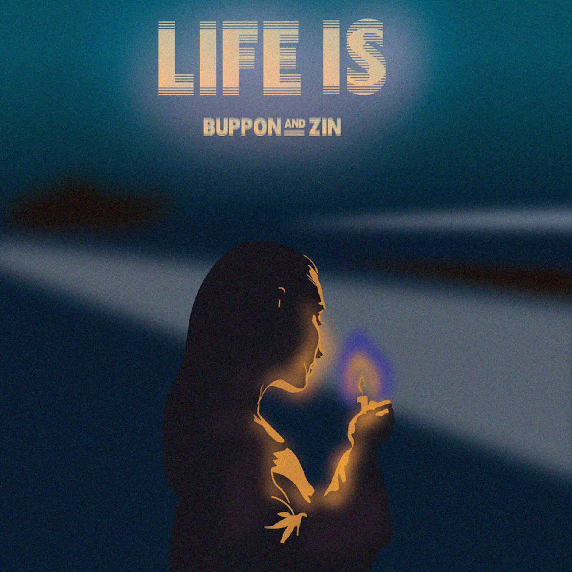 """SoulflexメンバーのZINとBUPPONが、プロデュースにKOJOEを迎えた新曲""""Life is""""を配信リリース! music200529_buppon_zin_01"""