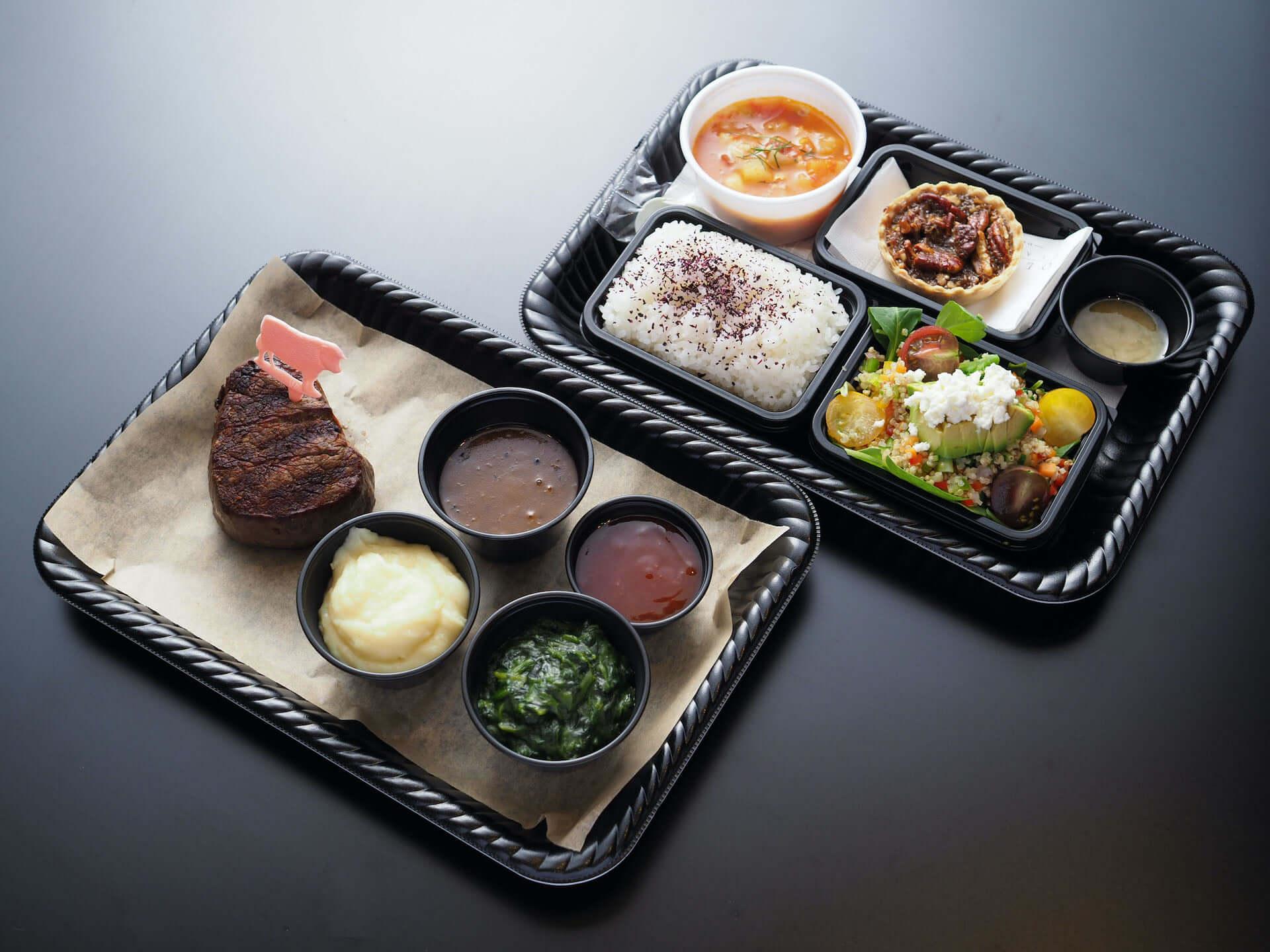 """おうちご飯に""""プライムグレード""""のお肉を!NY発ウルフギャング・ステーキハウスの弁当がテイクアウト限定で発売 gourmet200529_wolfgang_steak_6-1920x1440"""