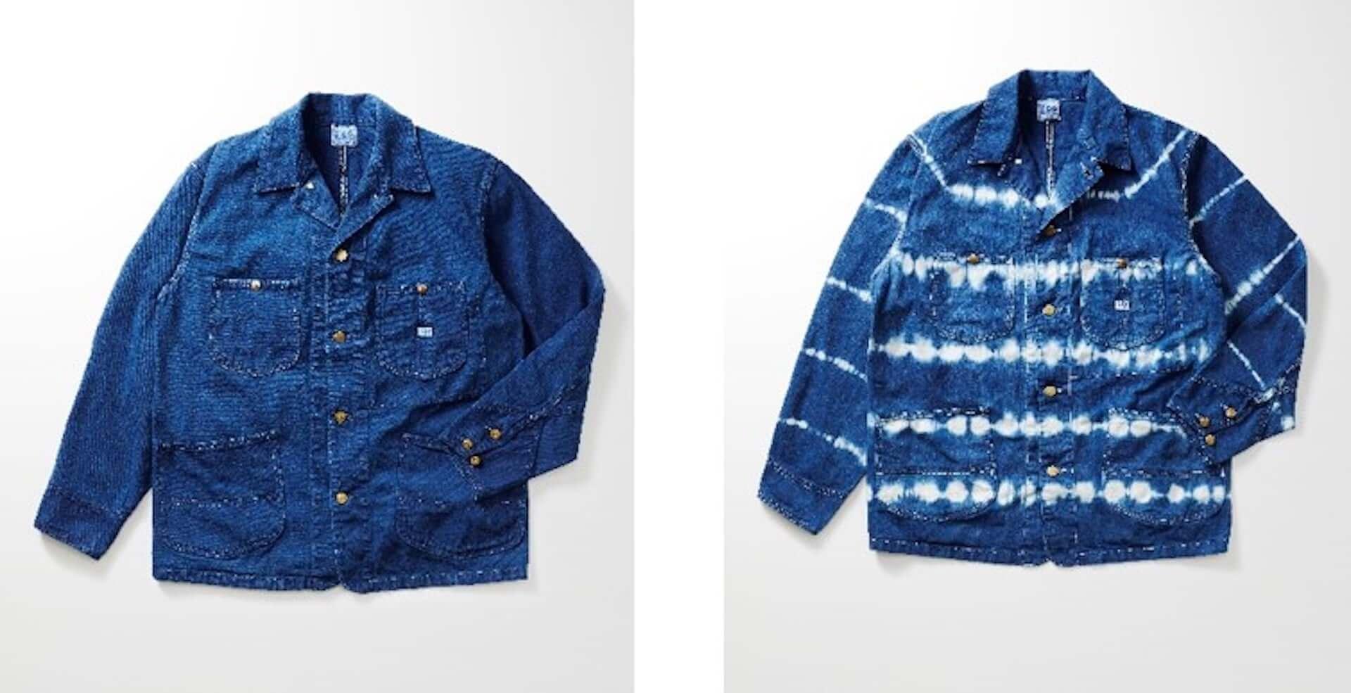 Lee原宿店で今夏注目の天然インディゴ染めTシャツやジャケットが移転1周年記念限定発売! lf200529_lee_indigo_2-1920x985