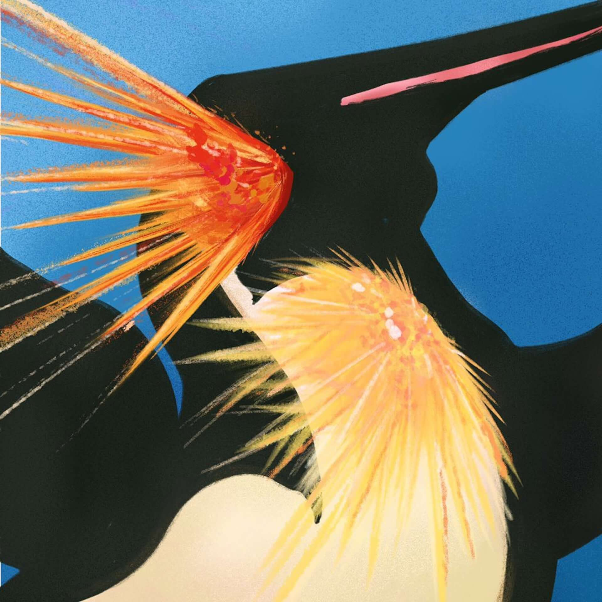 LIVEHAUSのライブ配信企画にSouth Penguinが出演決定|Helsinki Lambda Club・稲葉航大、Dos Monos・荘子itも客演で参加 music200601_south_penguin_1-1920x1920