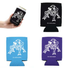 缶クージー ¥800(+tax) カラー:ブルー/パープル/ブラック