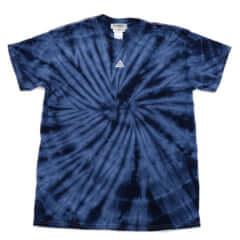 タイダイTシャツ ¥4,500(+tax) サイズ:S/M/L/XL 素材:綿100%