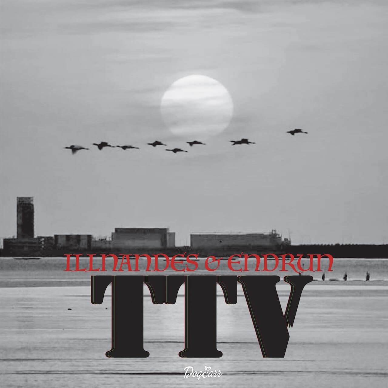ILLNANDES&ENDRUN、今夏発売予定のアルバムより先行カット「TTV」を〈Dogear Records〉よりリリース music200601-illnandes-endrun-2