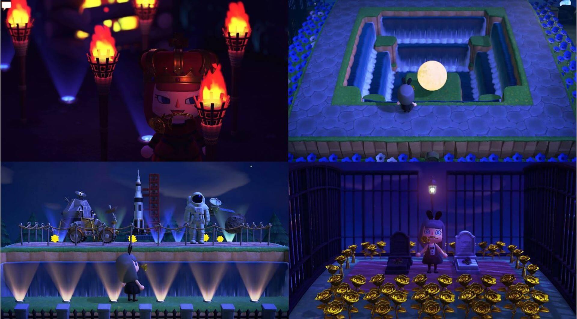 あつ森のユニーク島が勢ぞろい!GameWithによる『あつまれどうぶつの森』のStayHome企画のコンテスト入賞者が発表 tech200602_animalcrossing_7