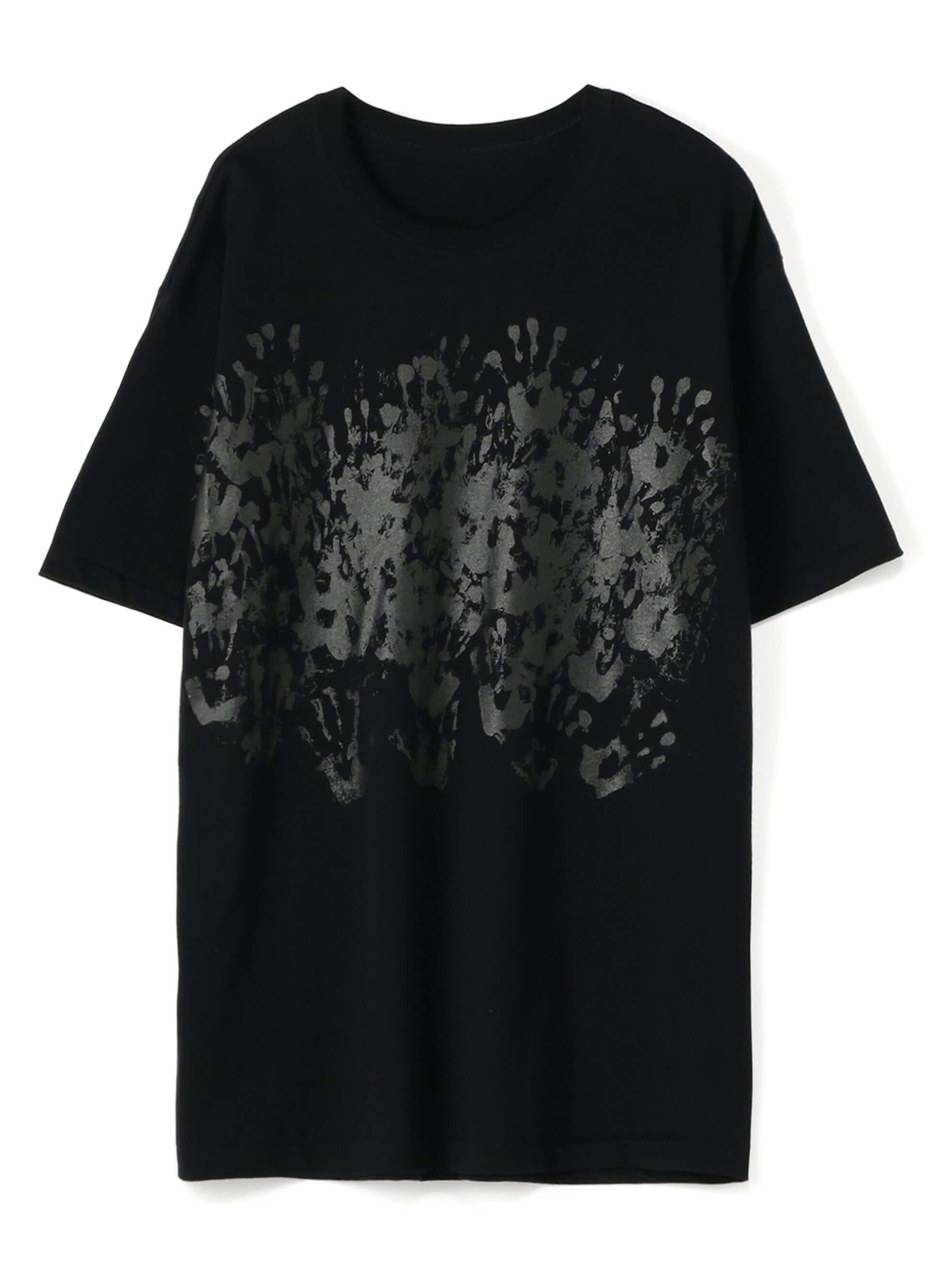 YOHJI YAMAMOTO +NOIRと画家 内田すずめがコラボした「Tシャツ+マスク」が限定販売!鳩や手の平のモチーフ3型 lf200604_yohjiyamamoto_05-1920x2658