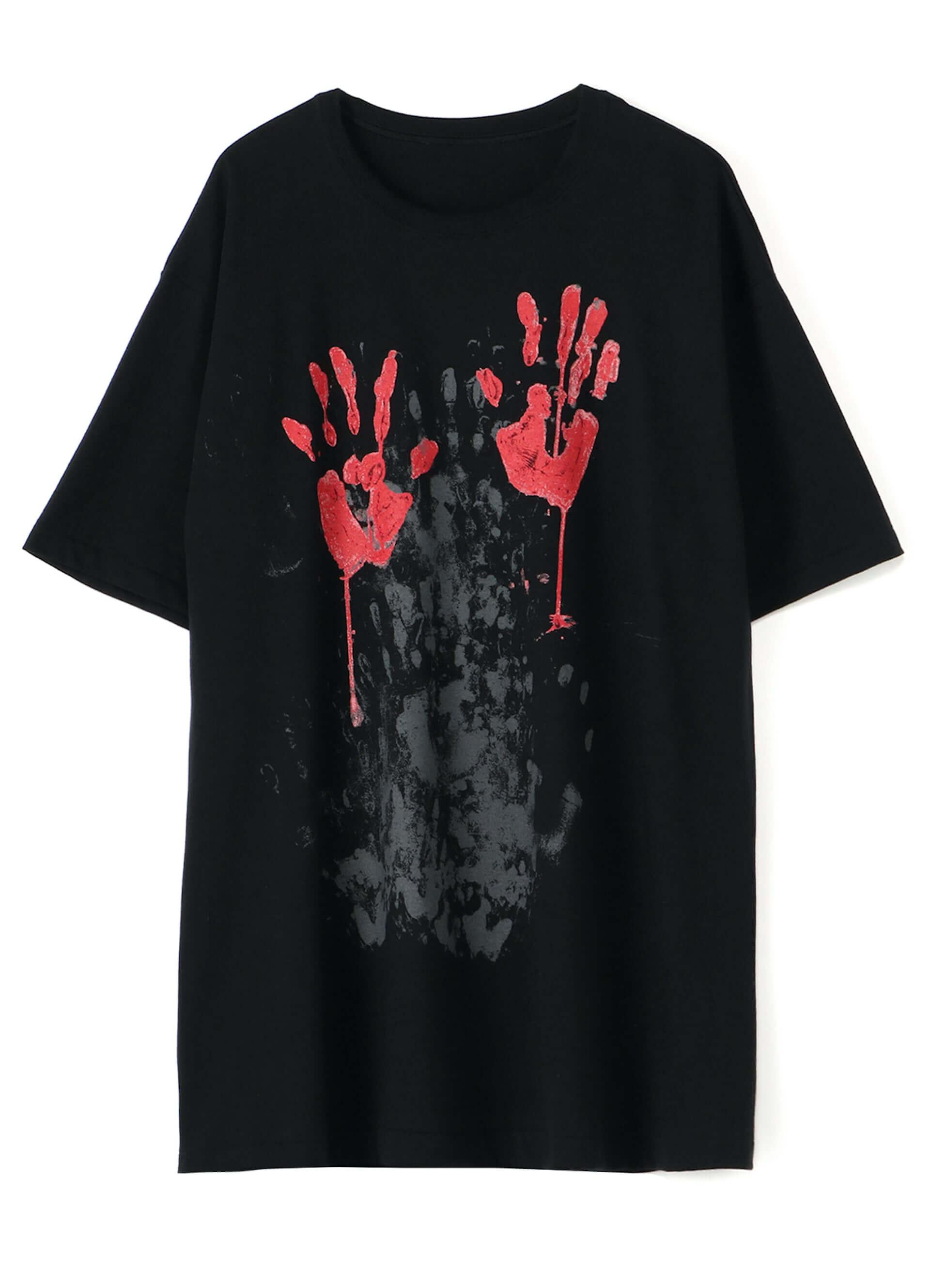 YOHJI YAMAMOTO +NOIRと画家 内田すずめがコラボした「Tシャツ+マスク」が限定販売!鳩や手の平のモチーフ3型 lf200604_yohjiyamamoto_06-1920x2658