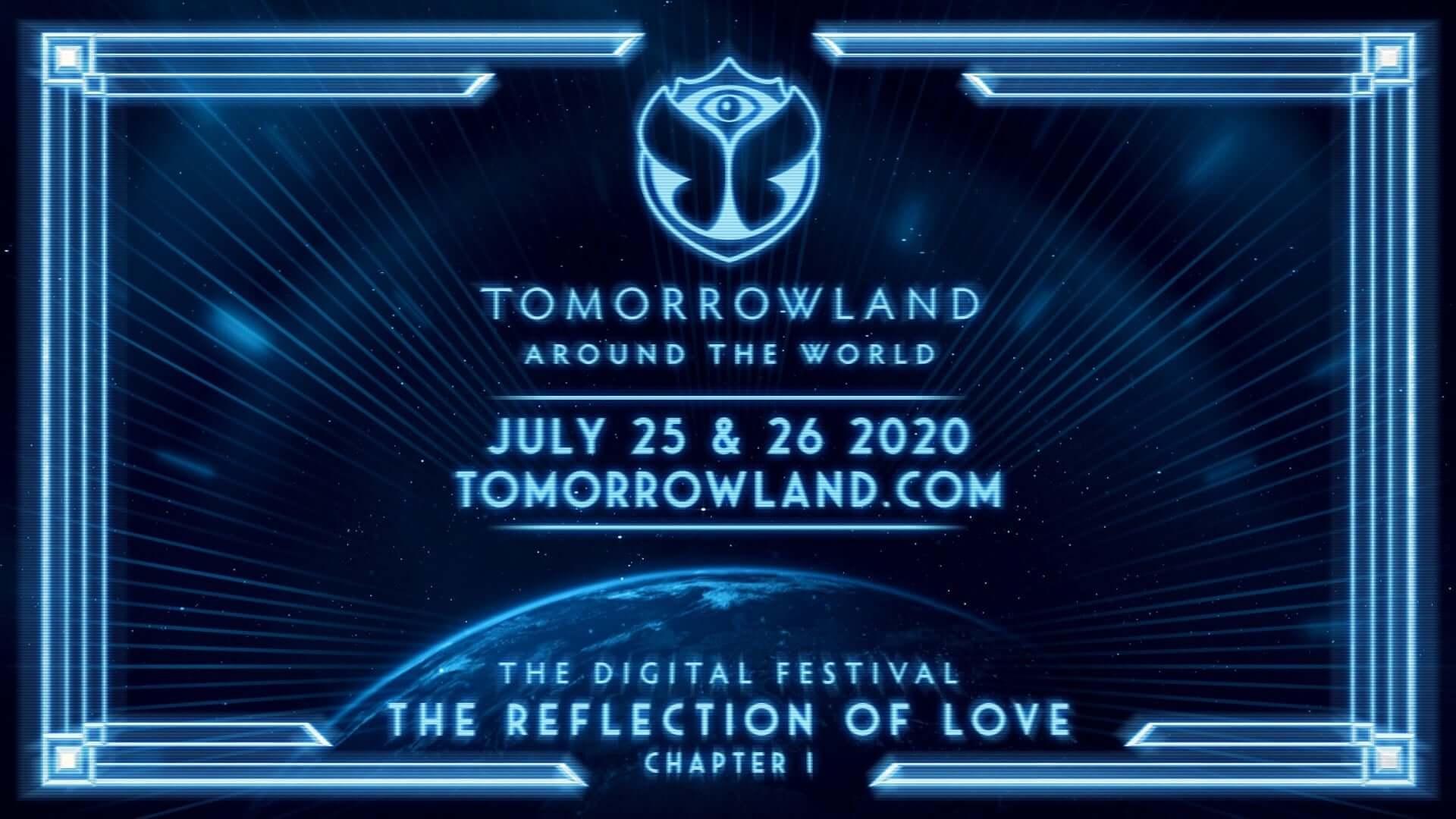 <TOMORROWLAND>が、史上初のデジタルフェスを開催決定!3Dバーチャルマップや初公開コンテンツが配信 music200605_tomorrowland_01-1920x1080