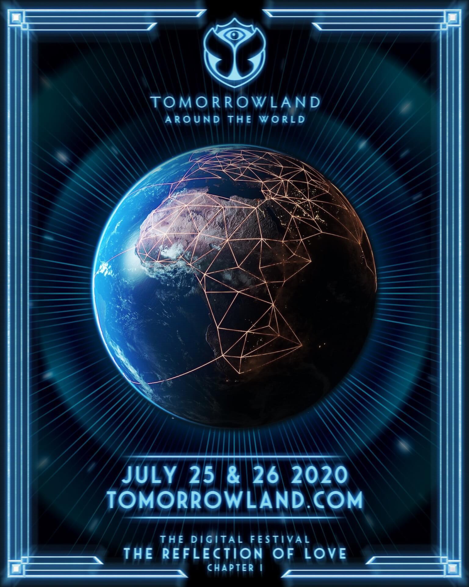 Martin Garrix、Amelie Lensら出演<Tomorrowland>デジタルフェスのチケットが発売中!日本公式HPも公開 music200605_tomorrowland_02
