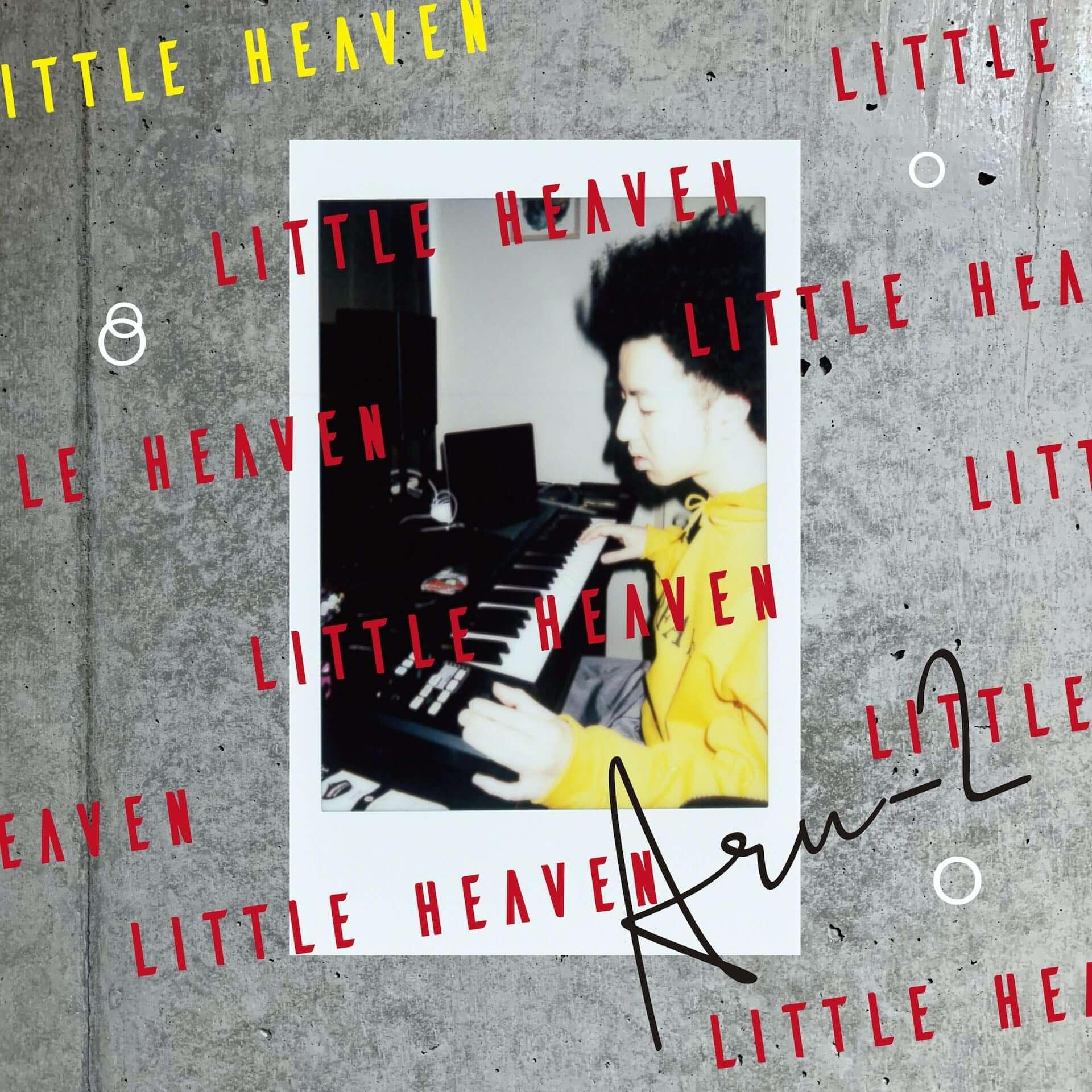 Aru-2がフルアルバム『Little Heaven』を配信・CDでリリース!KID FRESINO、Issugi、JJJらが参加 music200610_aru2_02-1920x1920
