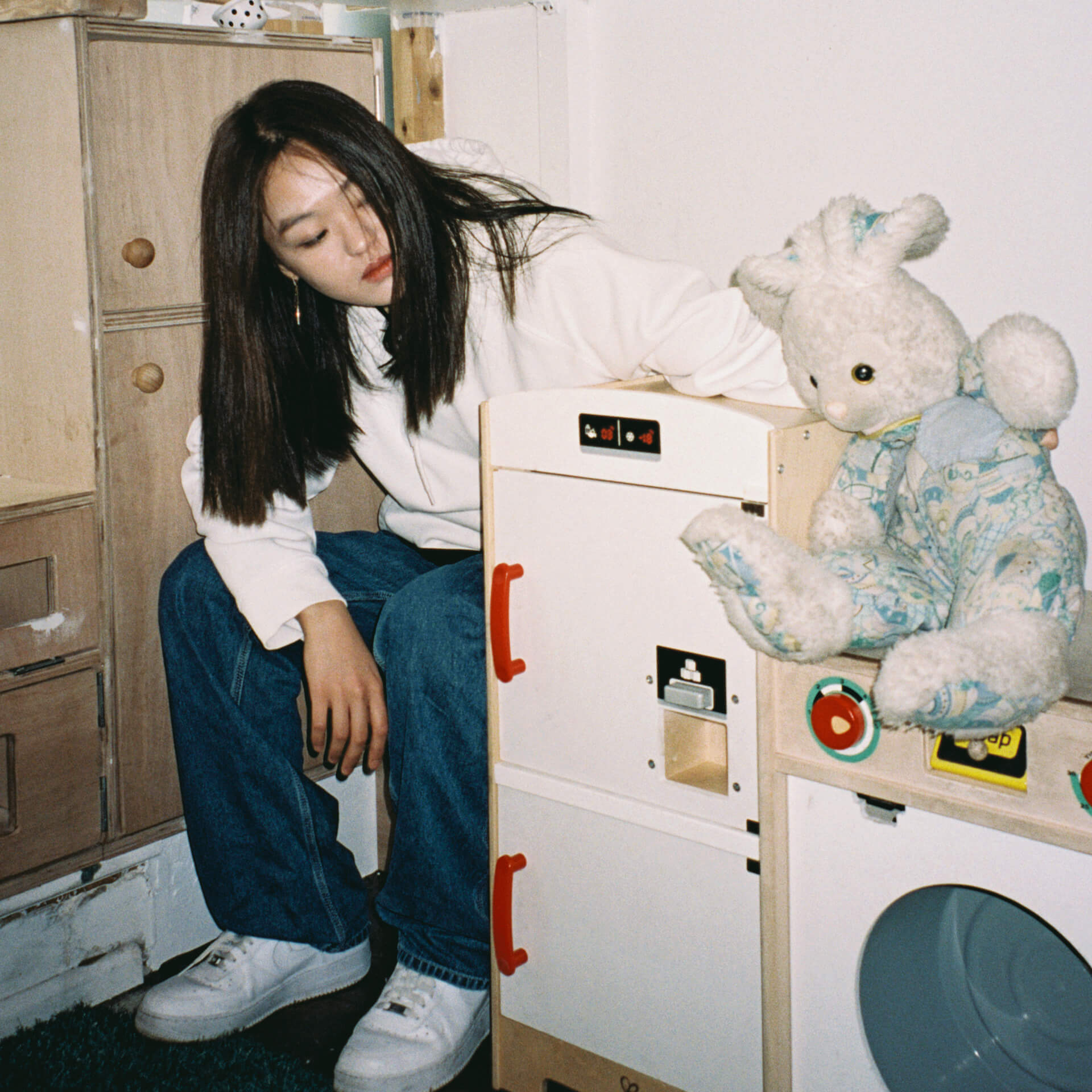 """ベルグハインでもプレイするPark Hye Jinが〈Ninja Tune〉からリリースの新EPより""""How can I""""を公開 music200610_parkhyejin_3"""