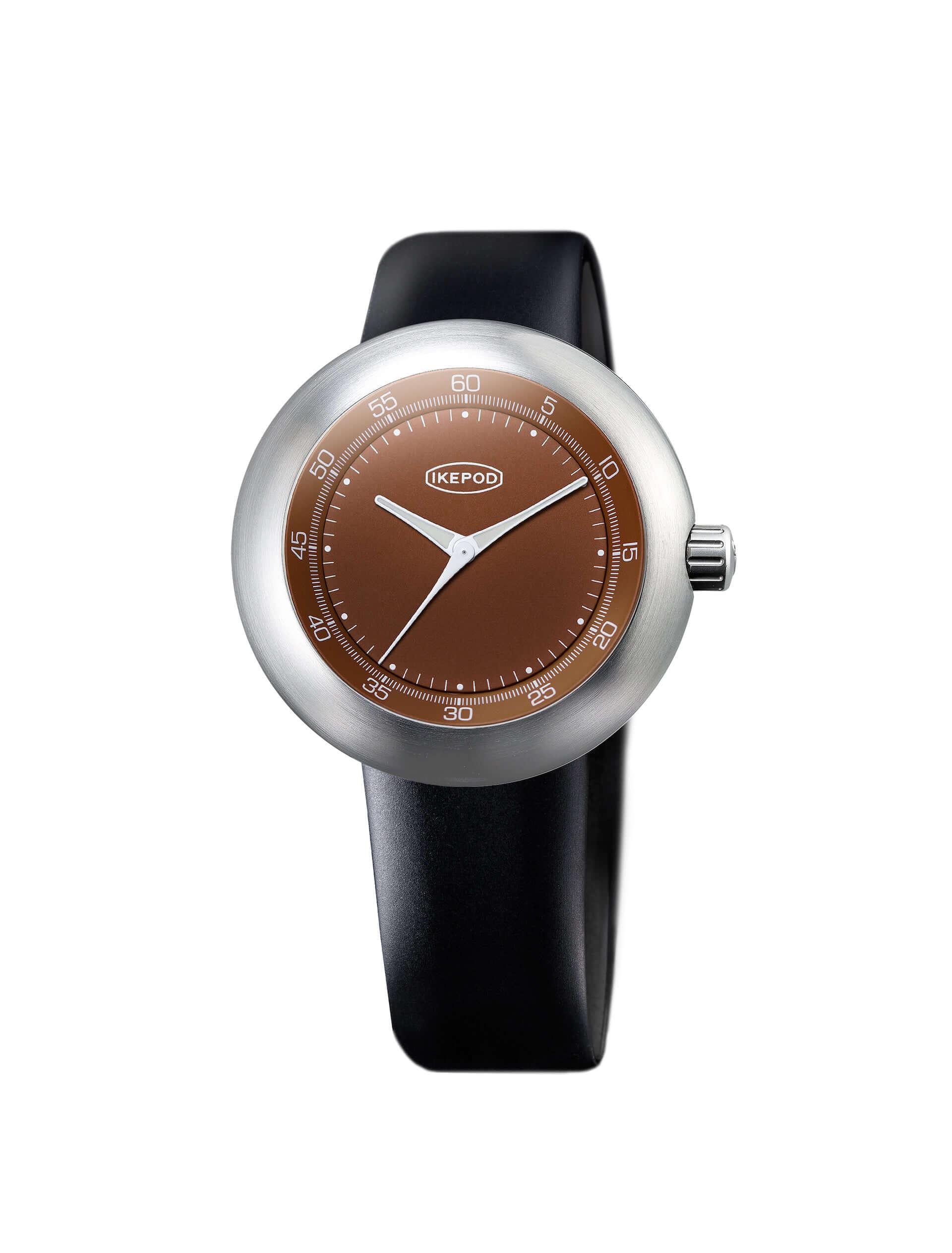世界で50本のみ!スイス時計ブランド・IKEPODの新コレクション「Megapod」から、復活後初の限定モデルが発売決定 life200610_ikepod_megapod_1-1920x2527