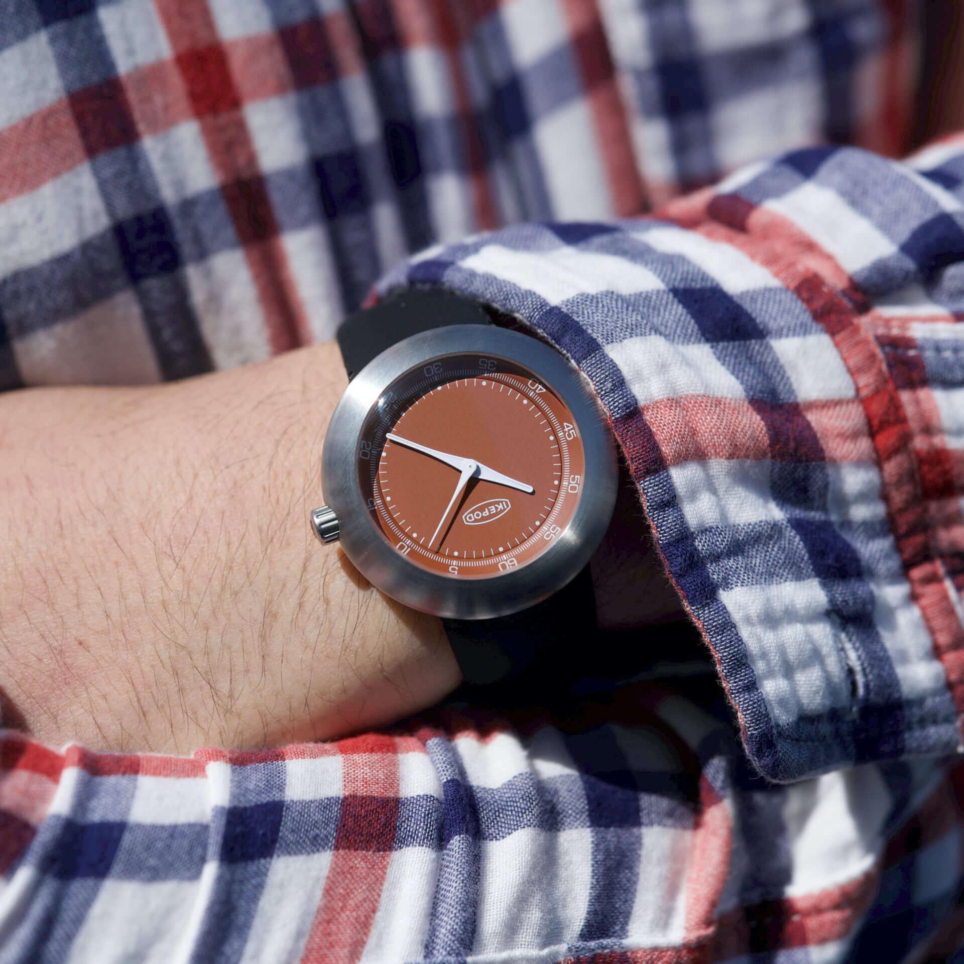 世界で50本のみ!スイス時計ブランド・IKEPODの新コレクション「Megapod」から、復活後初の限定モデルが発売決定 life200610_ikepod_megapod_3-1920x1920
