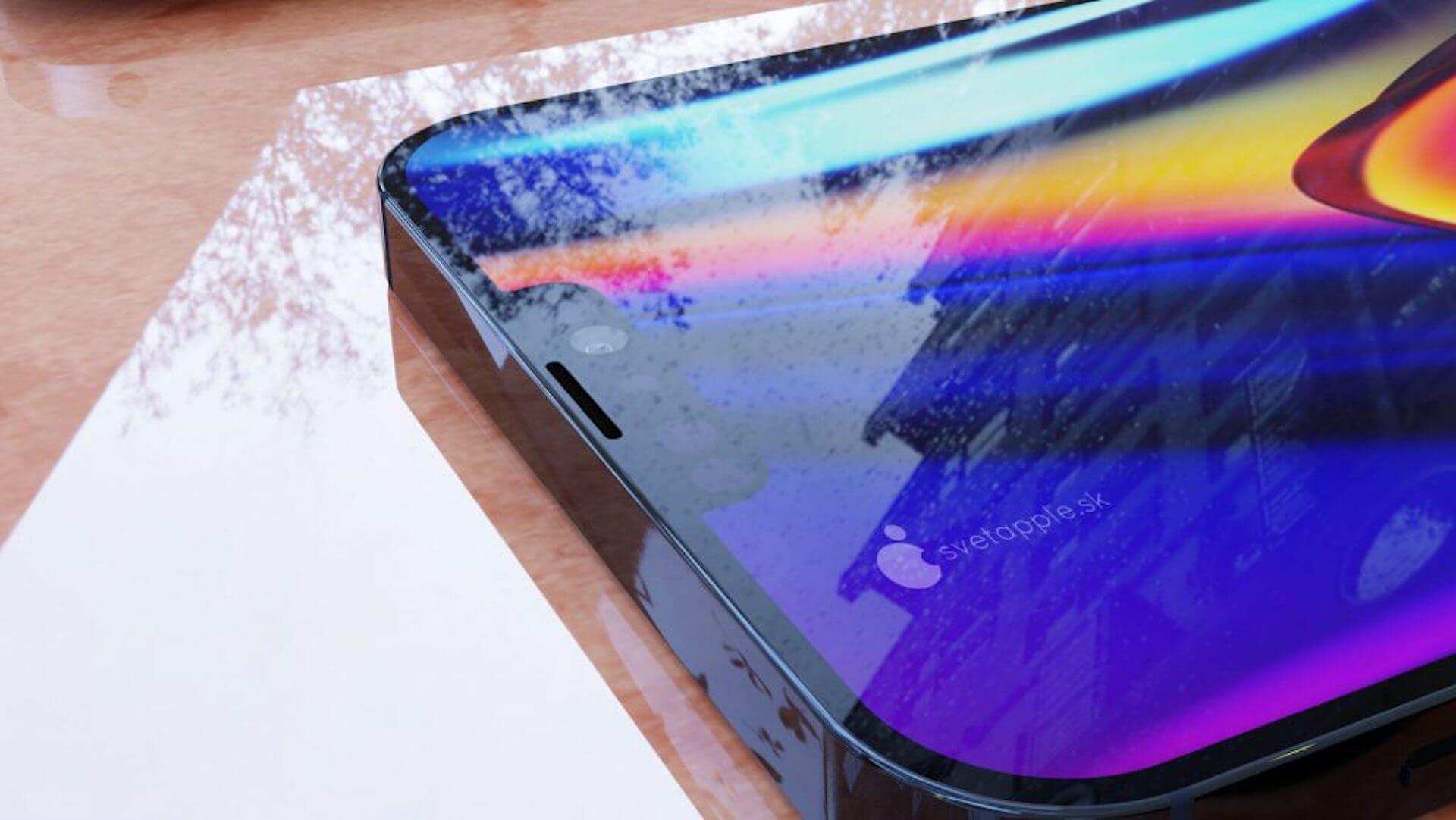 新色ネイビーブルーのiPhone 12 Proはこんなデザイン?最新レンダリング画像が公開 tech200611_iphone12_2