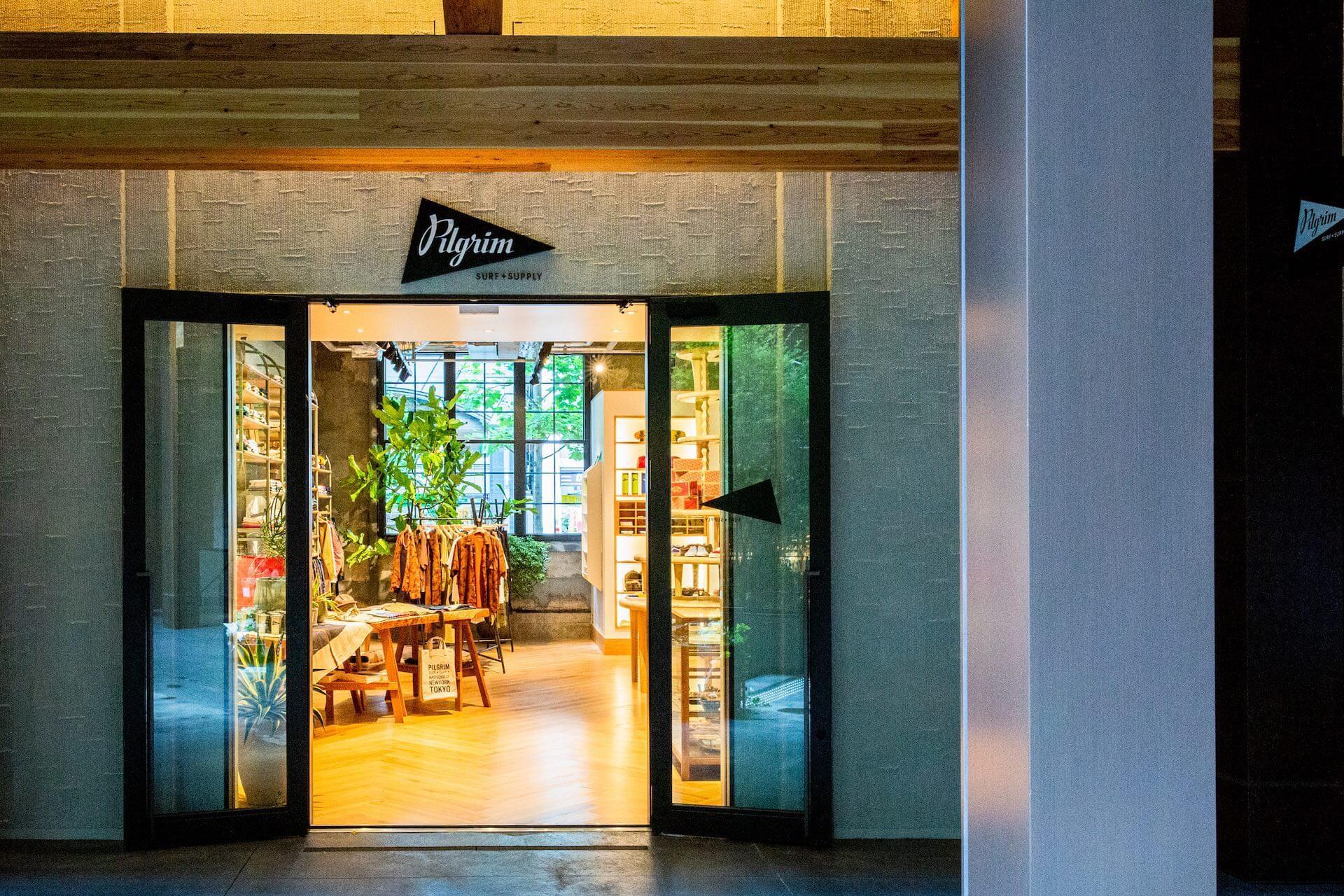 本日開業で話題の新風館内に「ピルグリム サーフ+サプライ 京都」がオープン!イベントやアートショーも開催 ac200611_beams_pilgrim_01
