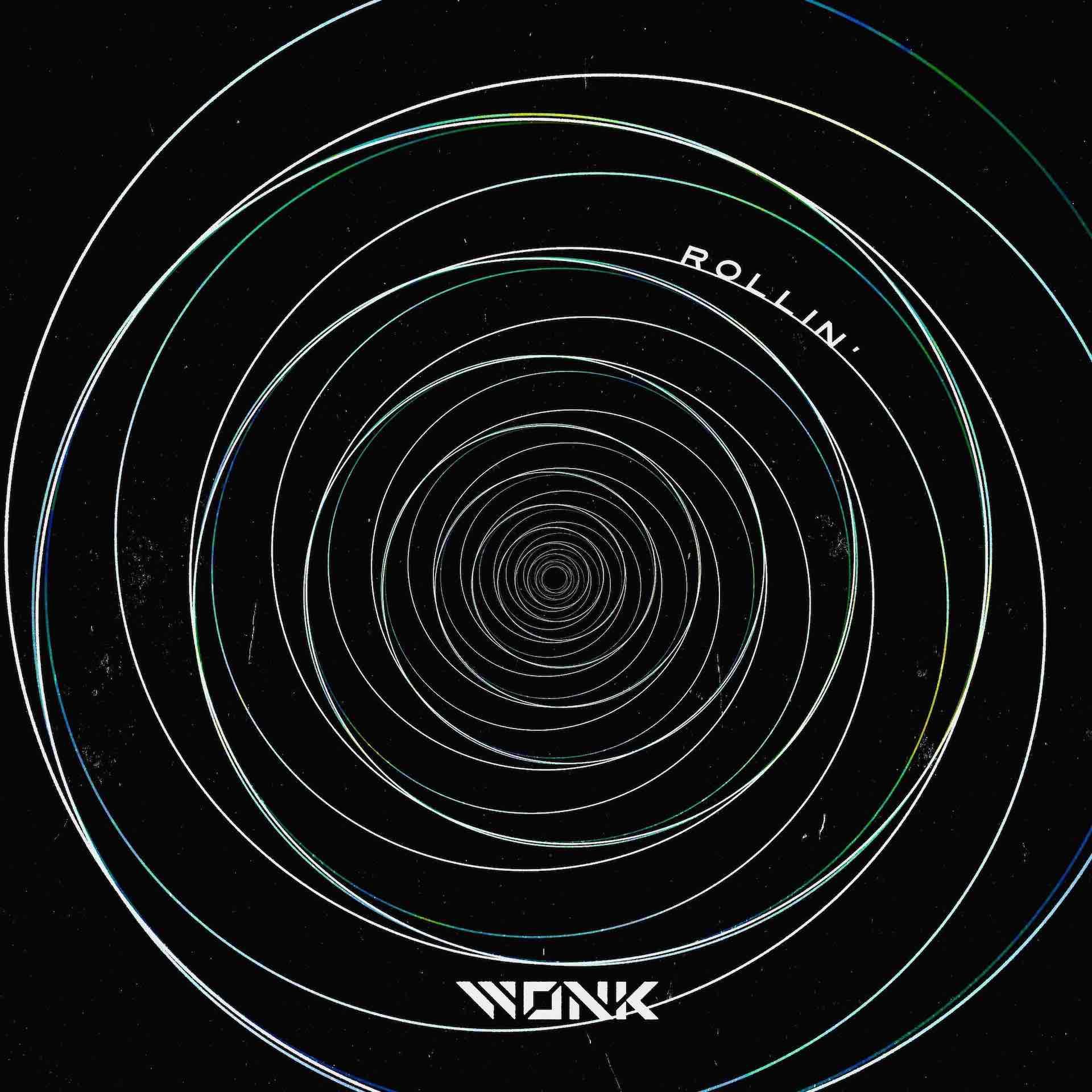 """WONKがニューアルバム『EYES』より""""Rollin'""""の3D CGオーディオビジュアルを公開!NHKにてTV初パフォーマンスも music200611_wonk_02"""