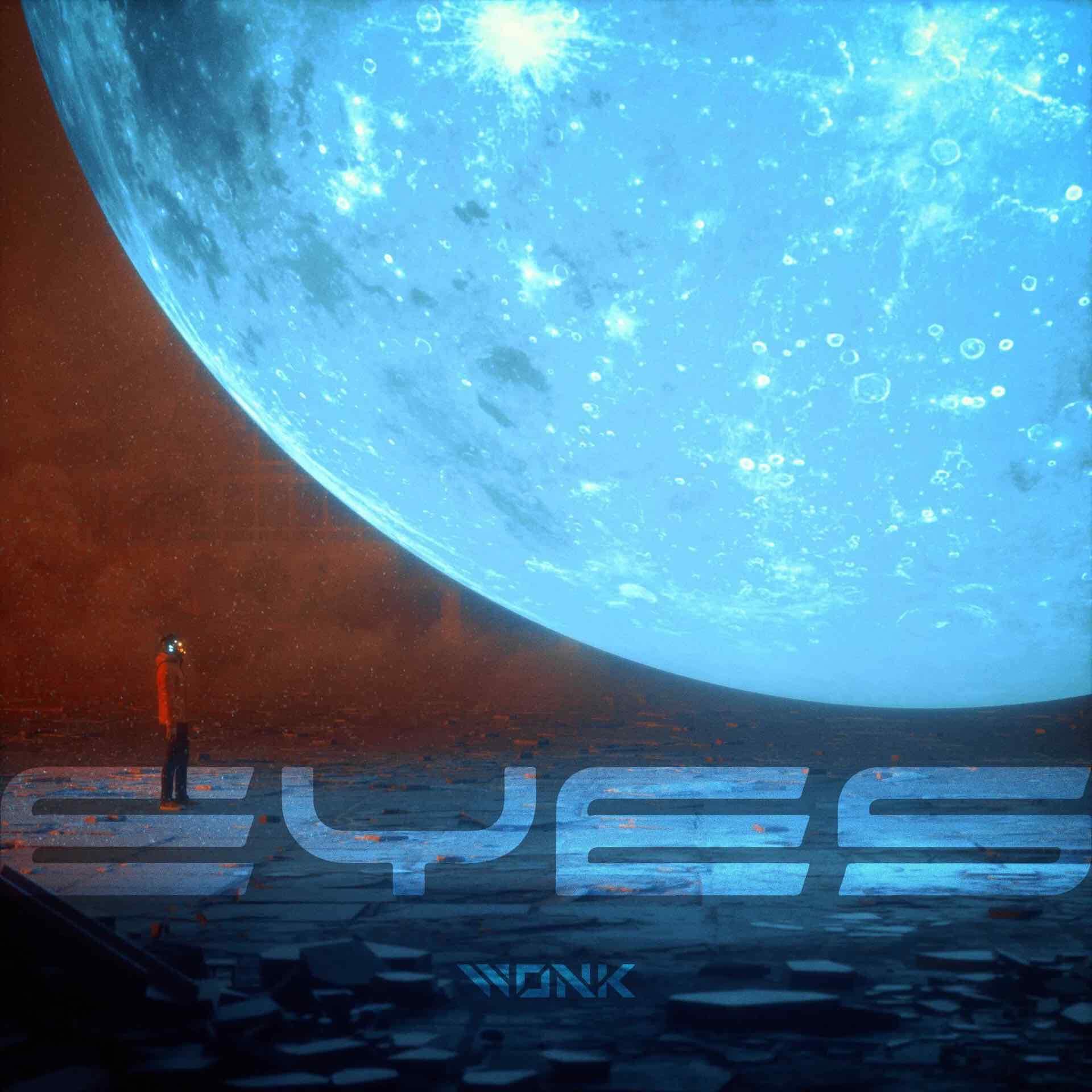 """WONKがニューアルバム『EYES』より""""Rollin'""""の3D CGオーディオビジュアルを公開!NHKにてTV初パフォーマンスも music200611_wonk_04"""
