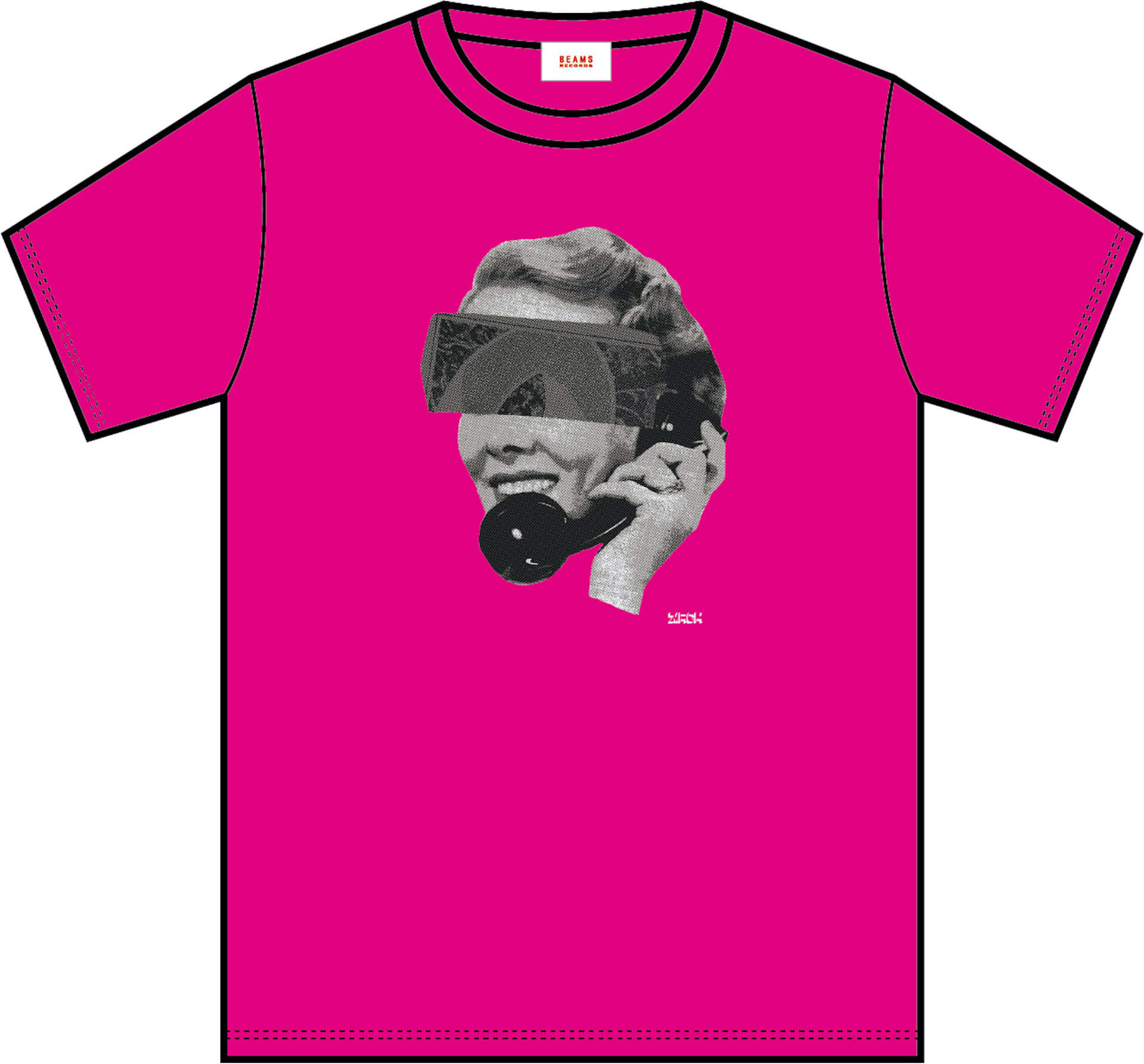 J-WAVE × BEAMS RECORDSのTシャツ第2弾が受注販売開始!本秀康、cherry chill will、TOWA TEIらが参加 music200612_jwave_beamsrecords_03