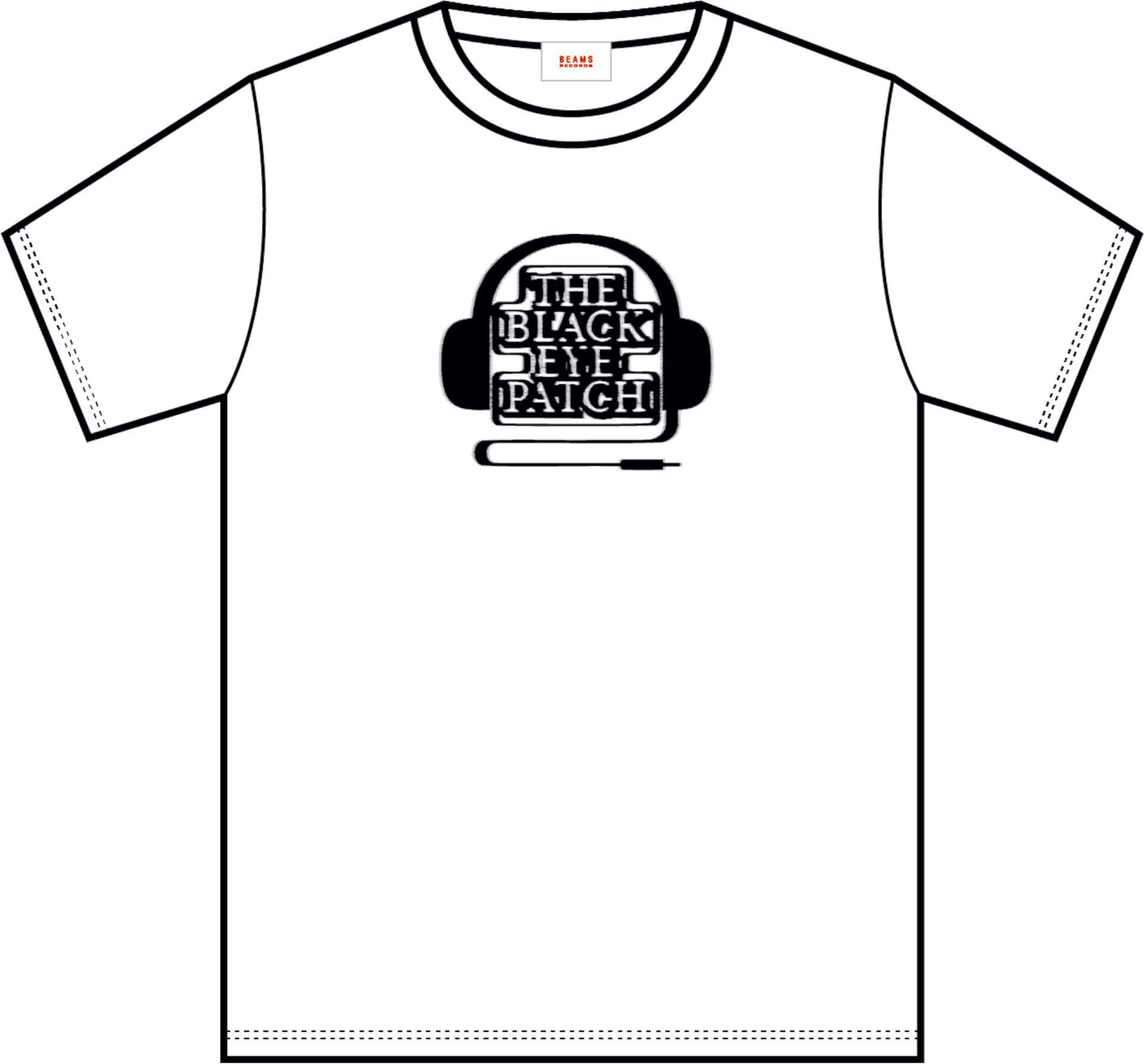 J-WAVE × BEAMS RECORDSのTシャツ第2弾が受注販売開始!本秀康、cherry chill will、TOWA TEIらが参加 music200612_jwave_beamsrecords_07