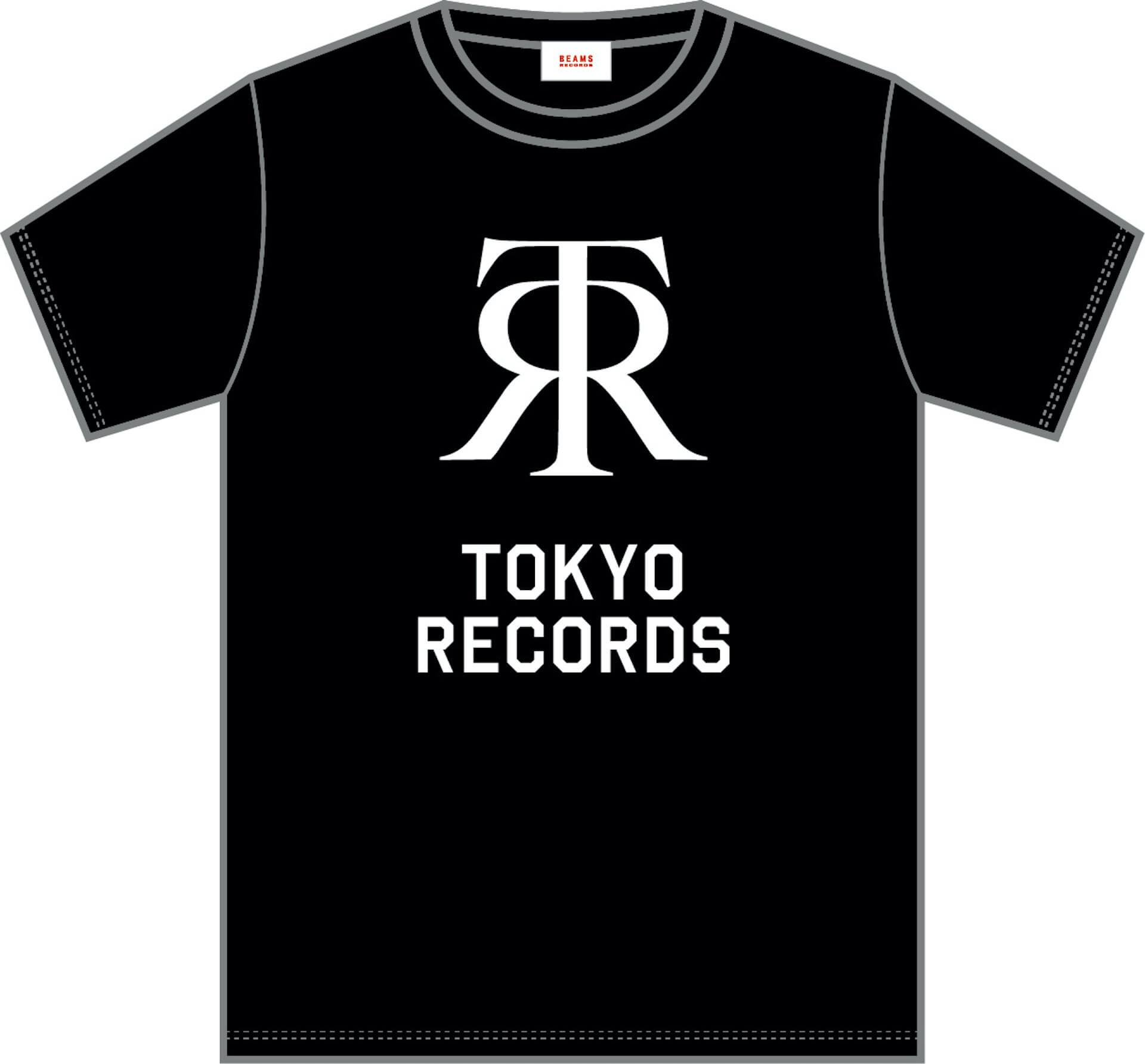 J-WAVE × BEAMS RECORDSのTシャツ第2弾が受注販売開始!本秀康、cherry chill will、TOWA TEIらが参加 music200612_jwave_beamsrecords_08