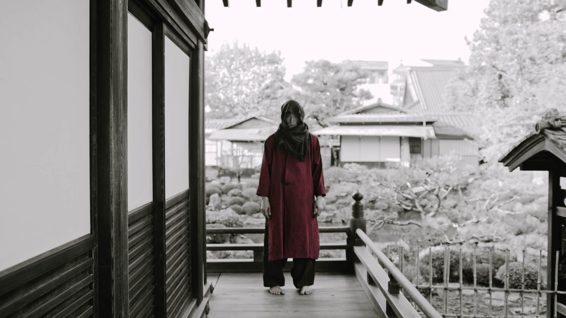 原 摩利彦の最新作『PASSION』より、森山未來参加の表題曲MVが公開!購入者特典はスコット・ウォーカーのカバー収録CD music200514_haramarihiko_mv_03