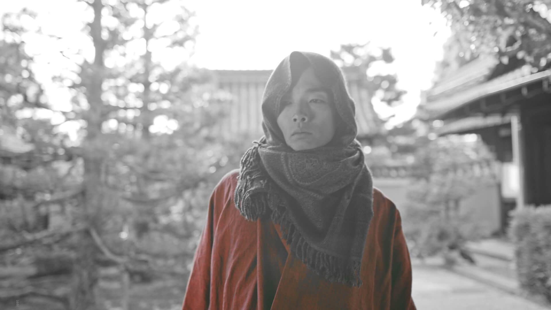 原 摩利彦の最新作『PASSION』より、森山未來参加の表題曲MVが公開!購入者特典はスコット・ウォーカーのカバー収録CD music200514_haramarihiko_mv_05