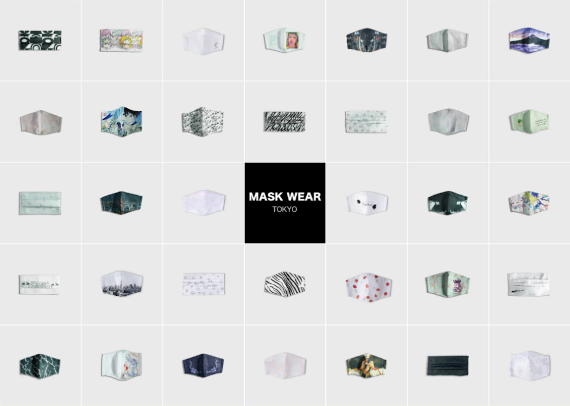高機能マスクをファッションに!ファッションマスクに特化したECサイト「MASK WEAR TOKYO」がローンチ life200615_maskwear_14