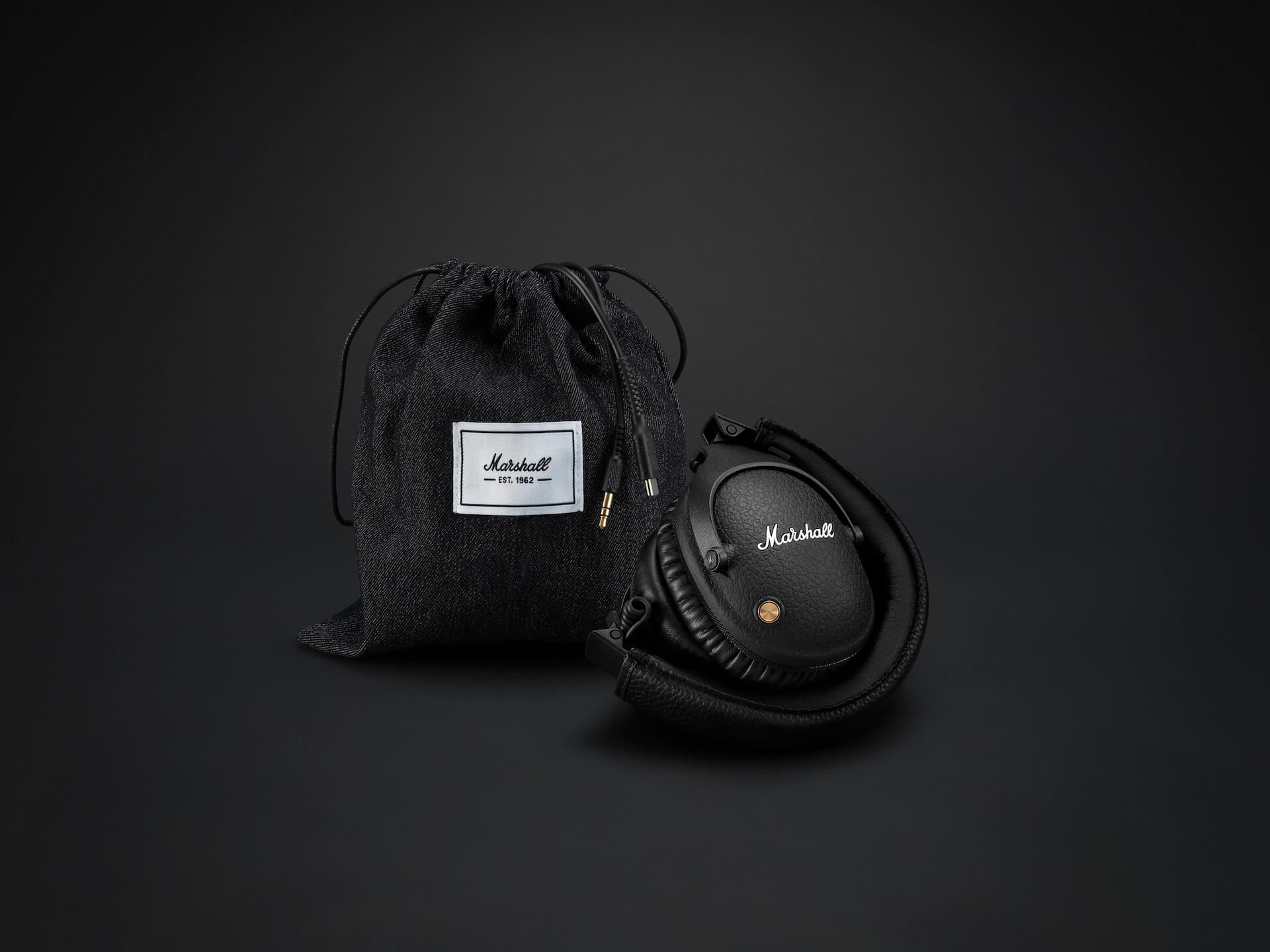 1回の充電で約30時間の連続再生が可能!Marshallのノイズキャンセリング機能付きヘッドホン「MonitorIIA.N.C」が発売決定 tech200615_marshall_8