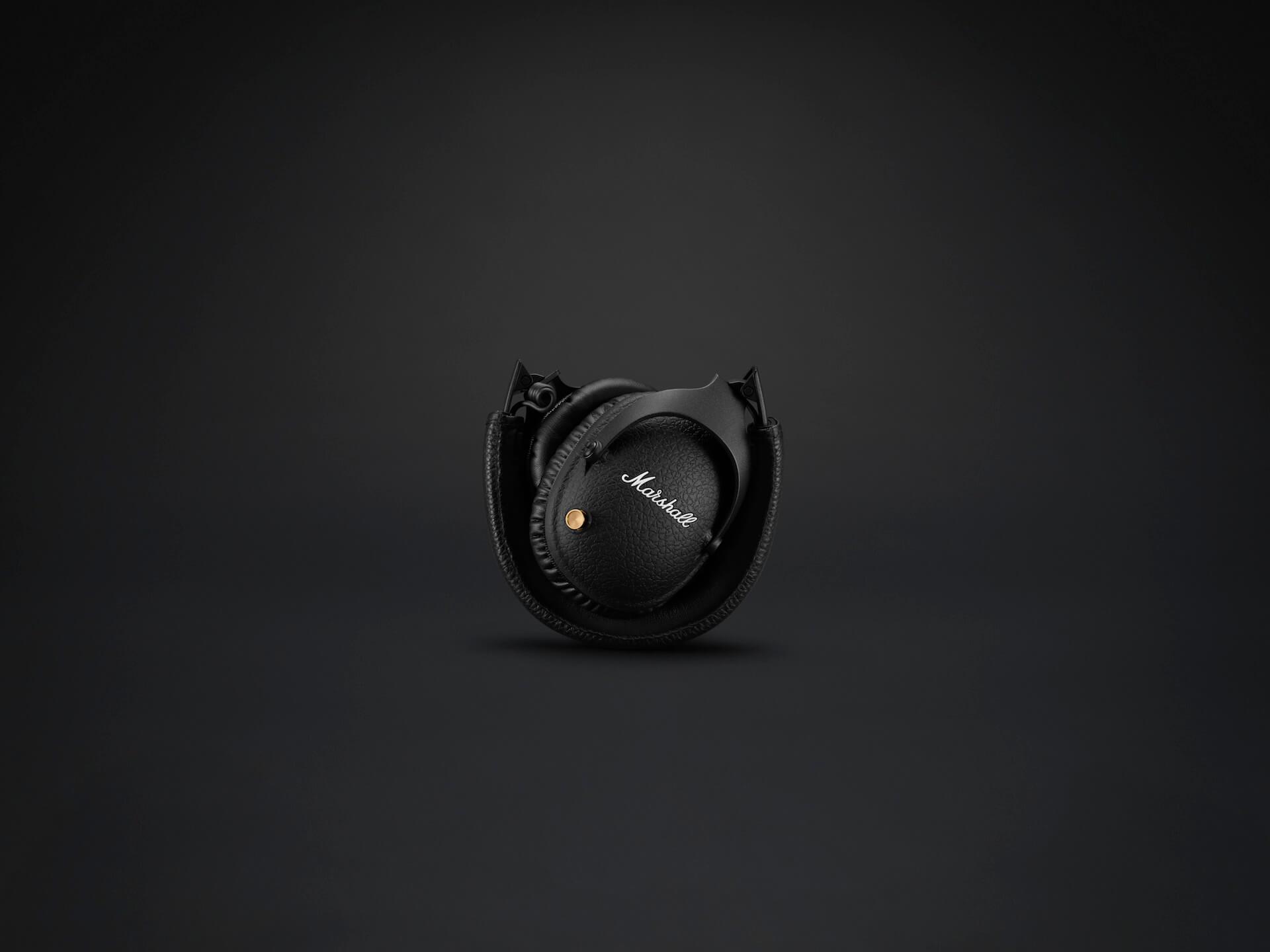1回の充電で約30時間の連続再生が可能!Marshallのノイズキャンセリング機能付きヘッドホン「MonitorIIA.N.C」が発売決定 tech200615_marshall_11