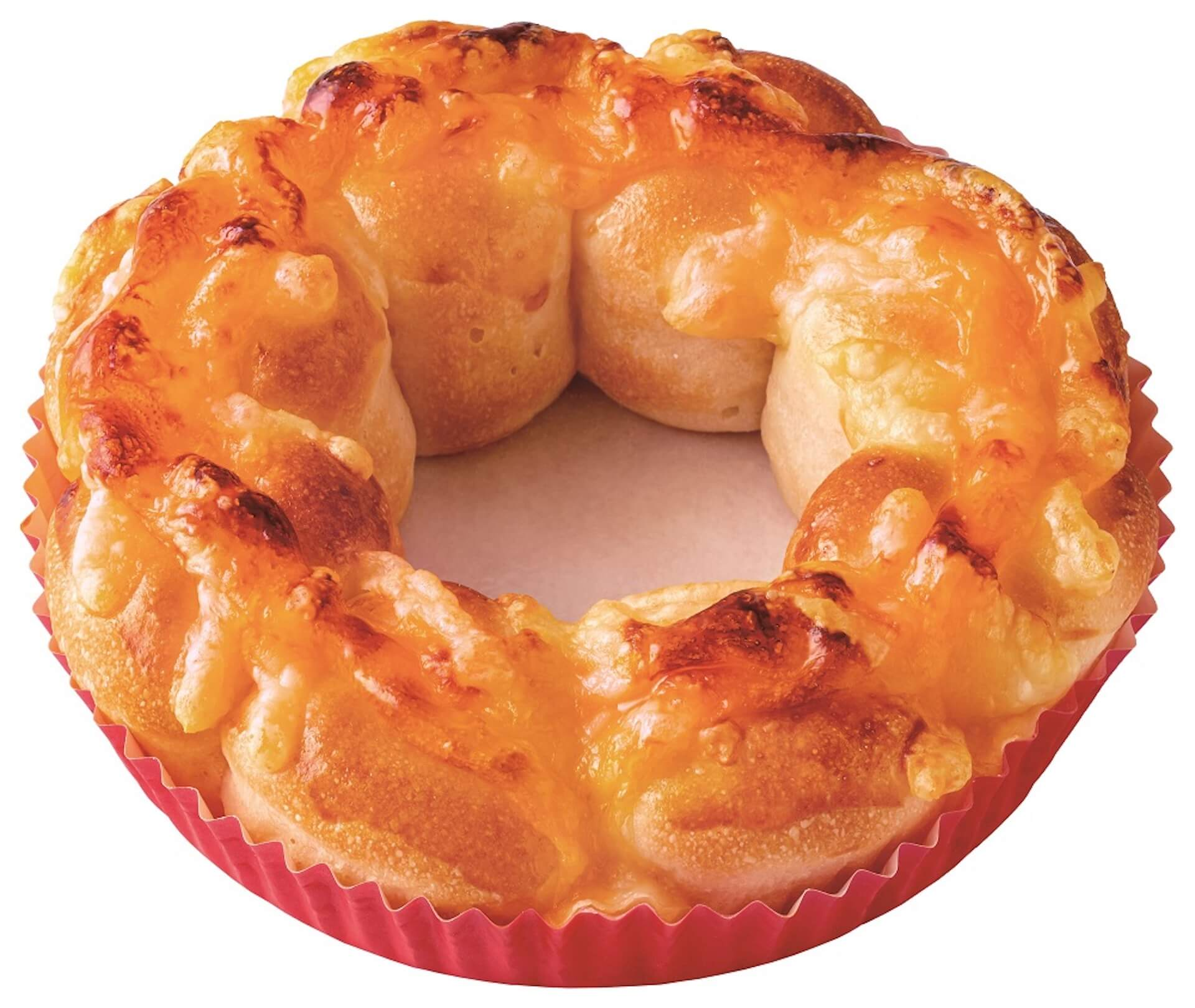 ポン・デ・リングのような新感覚のミスドゴハン!ミスタードーナツで『ポン・デ・ちぎりパン』3種が発売決定 gourmet200616_misterdonuts_2