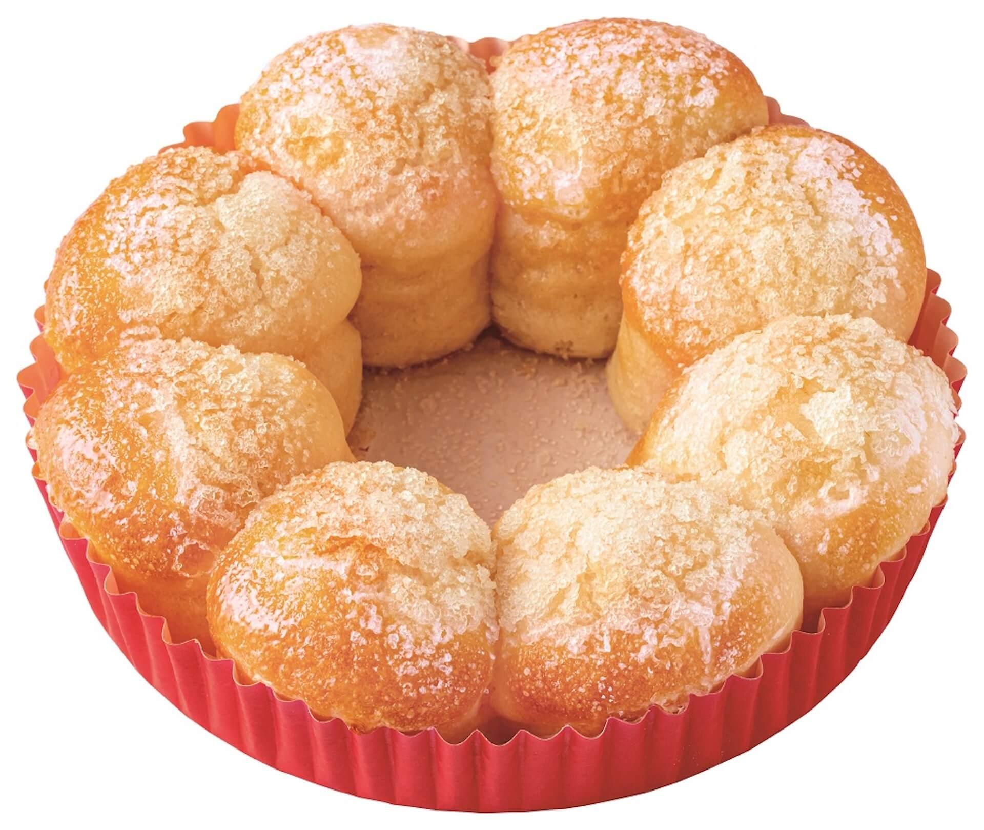 ポン・デ・リングのような新感覚のミスドゴハン!ミスタードーナツで『ポン・デ・ちぎりパン』3種が発売決定 gourmet200616_misterdonuts_3