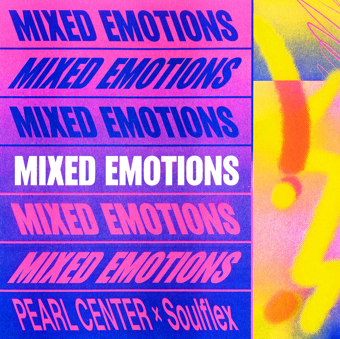 """PEARL CENTERがSoulflexとの共作""""Mixed Emotions""""を明日リリース!コラボ企画「And become one」第一弾 music200616_pearlcenter_2"""