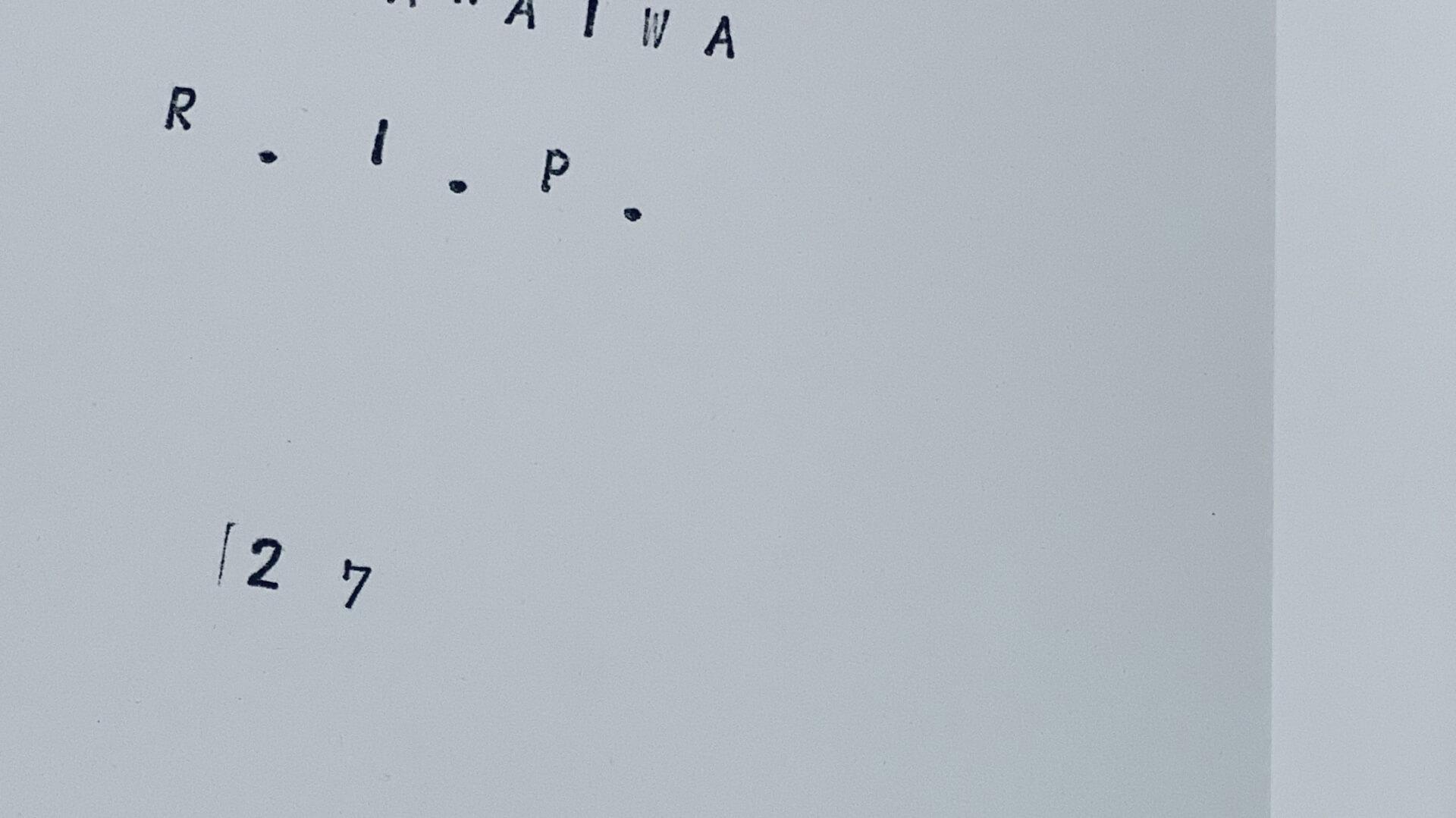 謎のオンラインショップ『TAKAIWORLD』より、高岩遼が27歳までに刻んだタトゥーのスクラップブックが発売 art_culture200618-takaiworld-1