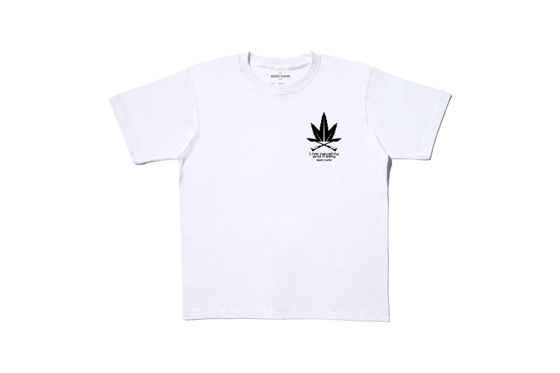 ファレル・ウィリアムス、VANSが認めたMASAの「MARC HARN」が新作の受注受付を開始!Tシャツやキャップなど12アイテム lf200618_marcharn_07