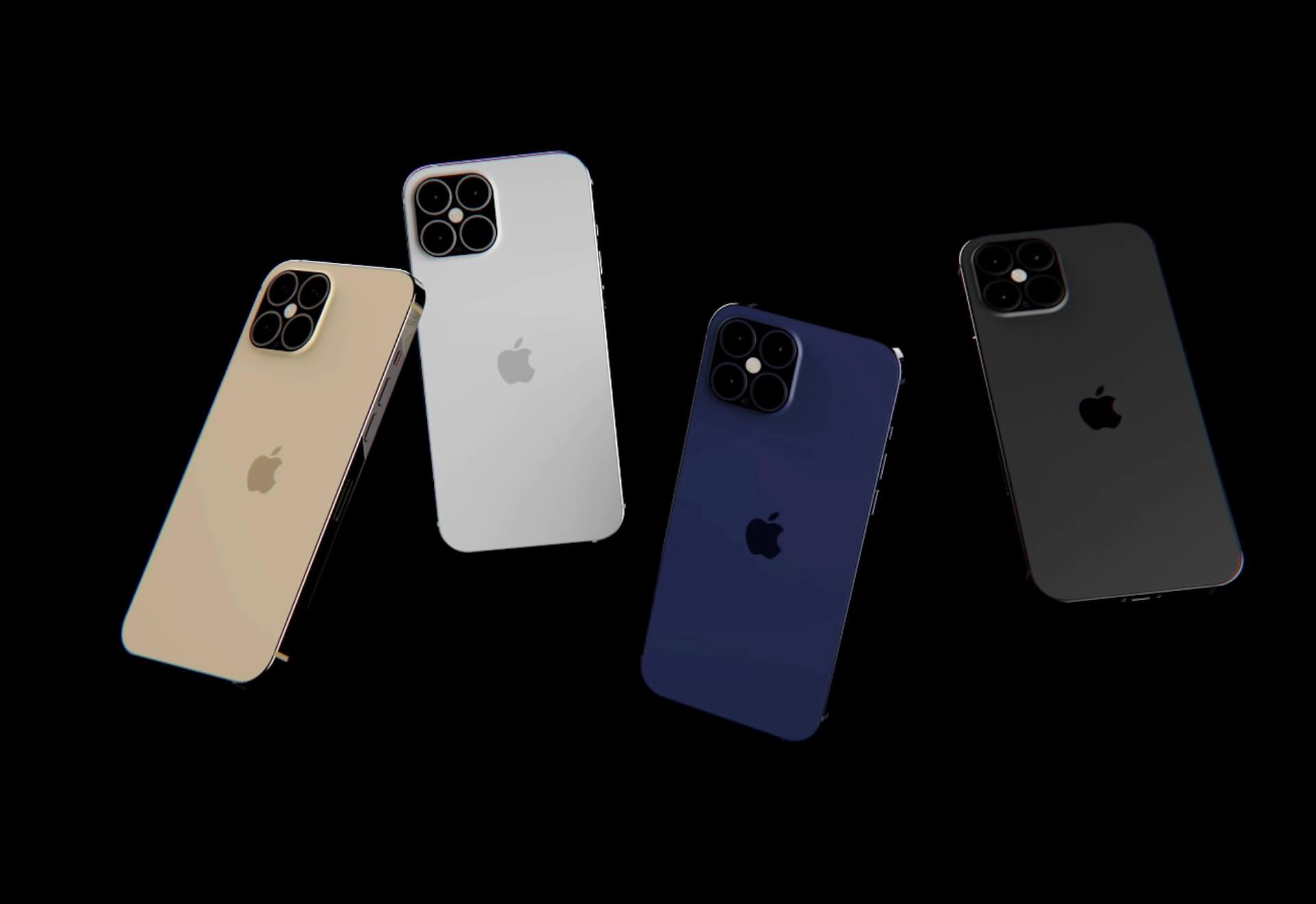iPhone 12の最終デザインはまだ決まっていない!?最新のCAD画像が公開か tech200619_iphone12_main