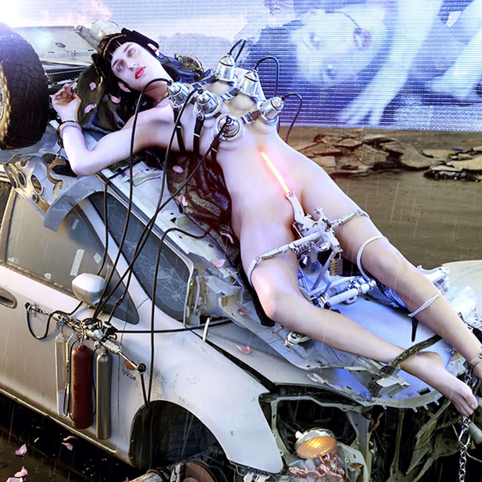 "Björk、Rosalia、SOPHIEらを迎えたARCAの最新アルバム『KiCk i』から""Mequetrefe""が配信開始|6時間超えの新プレイリストも公開 music200619_arca_5-1920x1920"