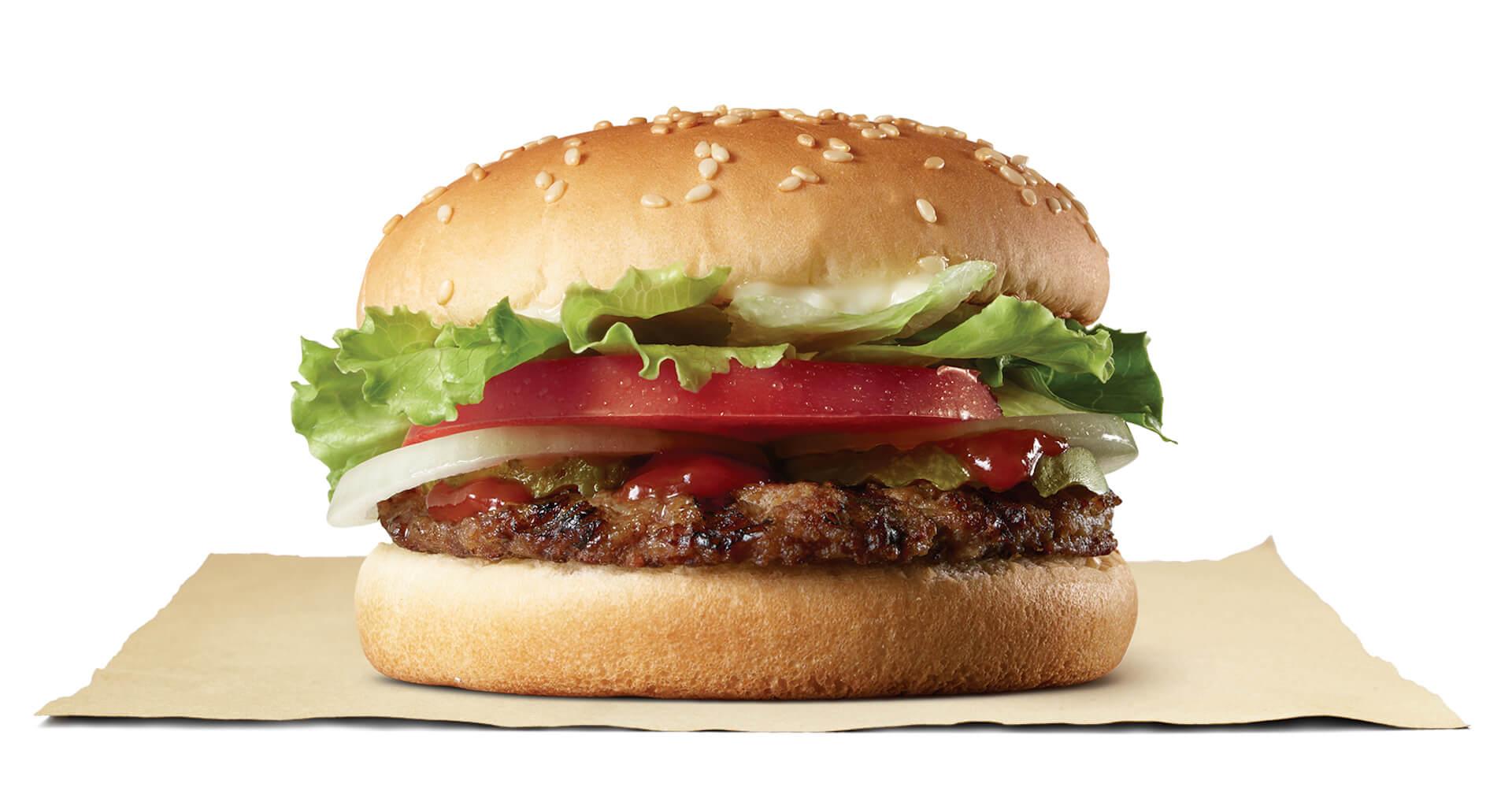 バーガーキングのワッパージュニア(R)がテイクアウト限定の180円で食べられるキャンペーンがスタート! gourmet200619_burgerking_2