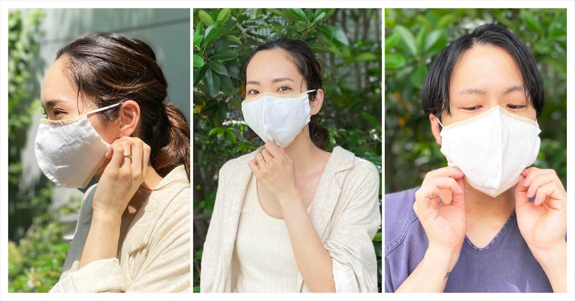 お気に入りの服や生地を持ち込んでマスクを作ろう!進化型古着屋・森がオーダーメイドマスクの受注サービスを開始 lf200619_mask_mori_05
