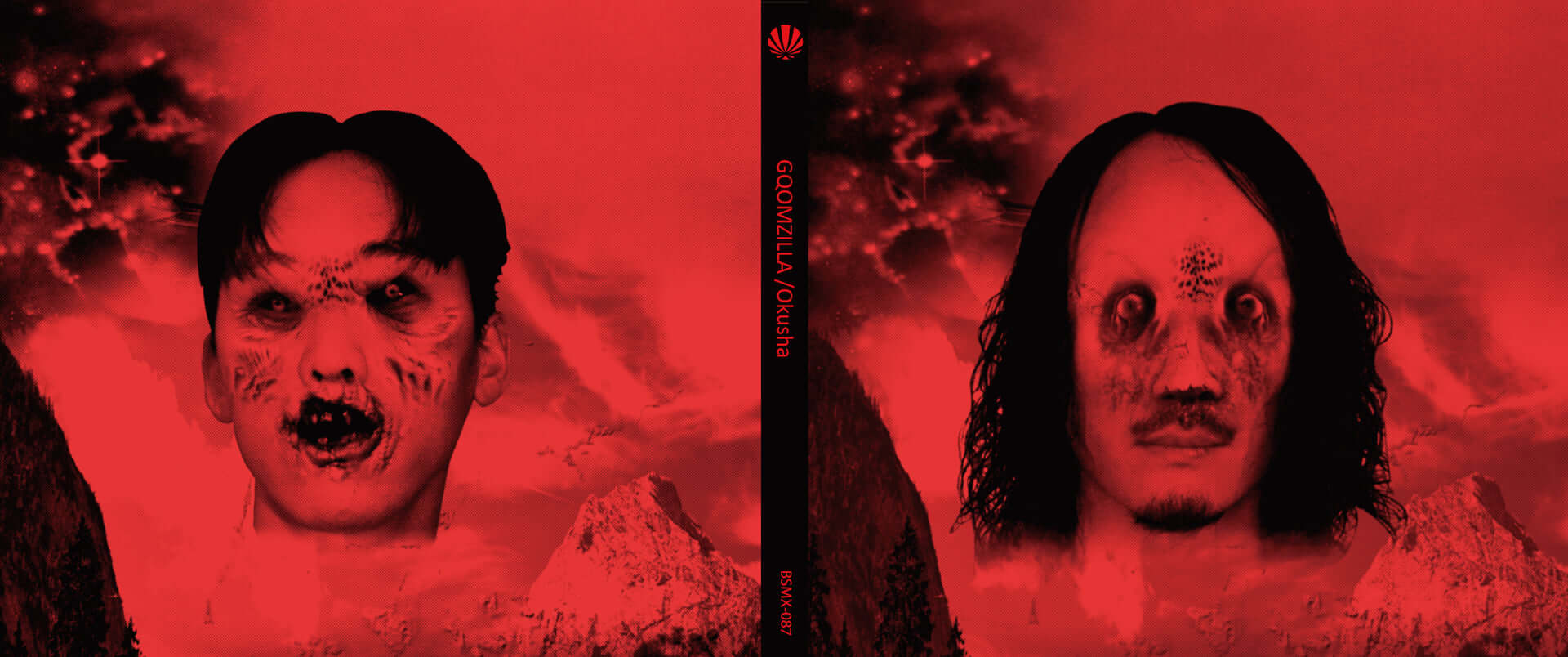 KΣITOとDJ MOROのユニット・GQOMZILLAの新MIX CD『Okusha』が〈BLACK SMOKER RECORDS〉から発売決定|mitokonによるライナーノーツも公開 music200622_gqomzilla_1-1920x804