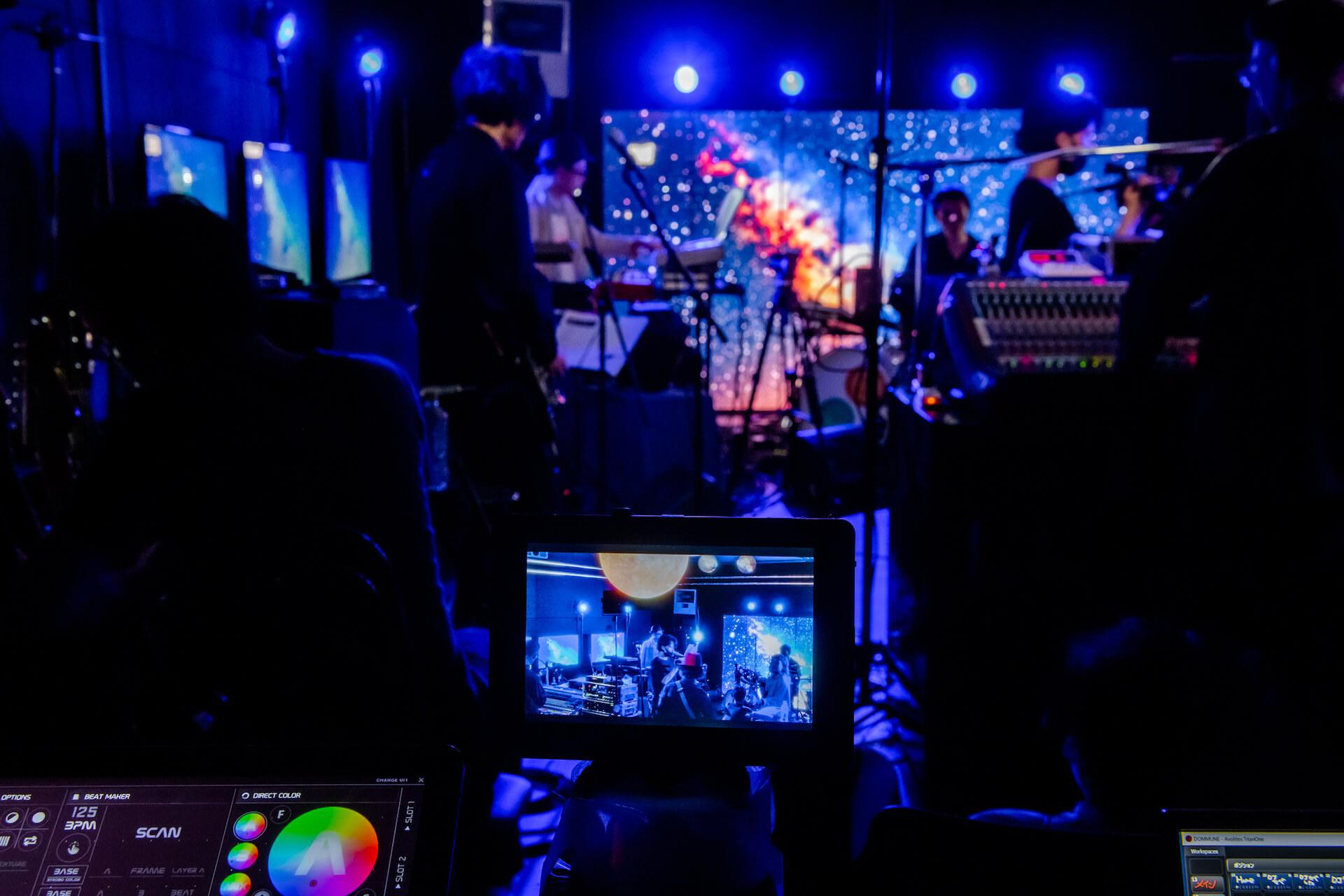 リアルとバーチャルのシナジーが生まれたFISHMANS AR LIVE<INVISIBILITY> music200622_fishmans_superdommune_9