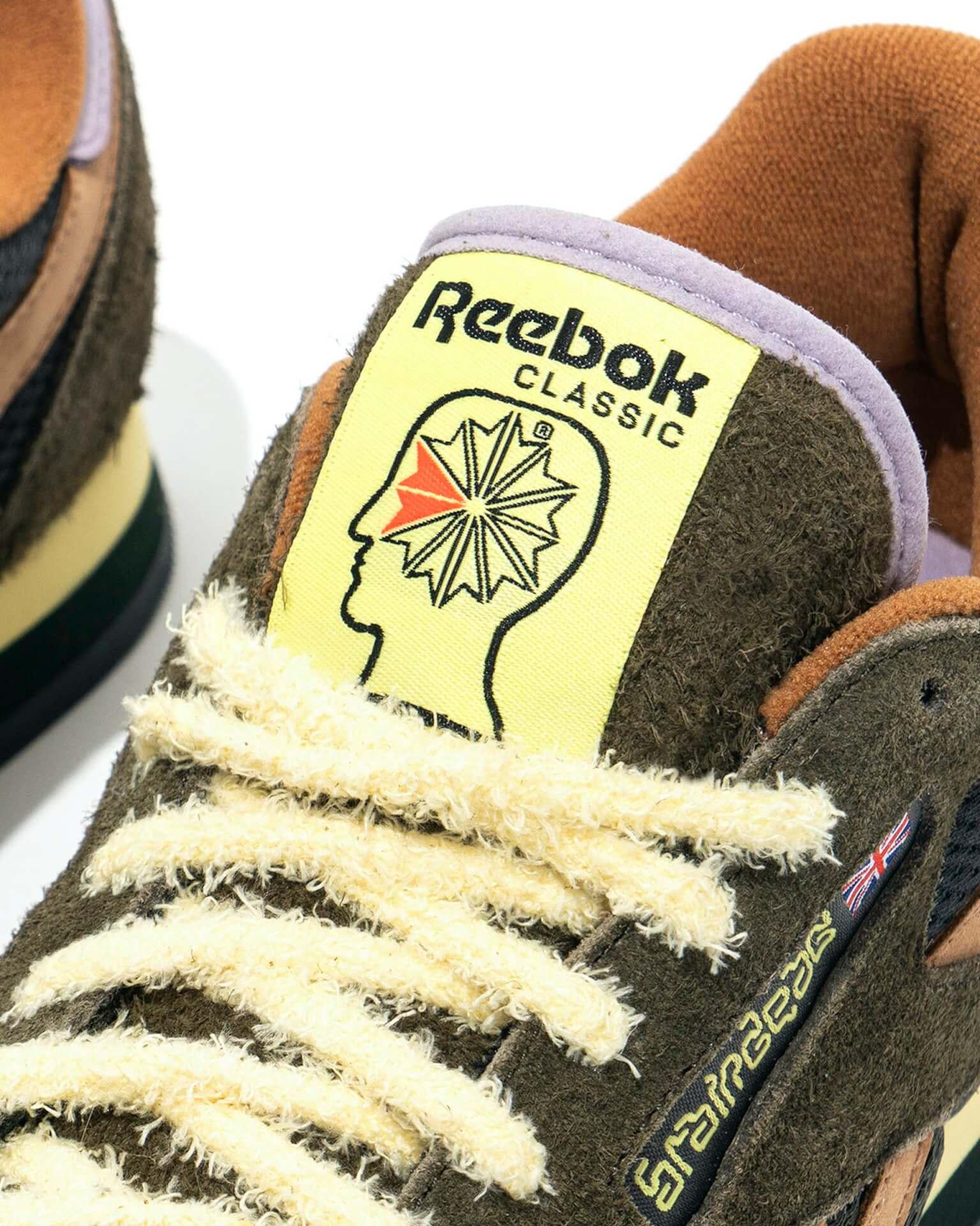 リーボックがLAのストリートブランド「BRAIN DEAD」とコラボ!限定ロゴがあしらわれた『CLASSIC LEATHER』が登場 lf200622_reebok_braindead_04
