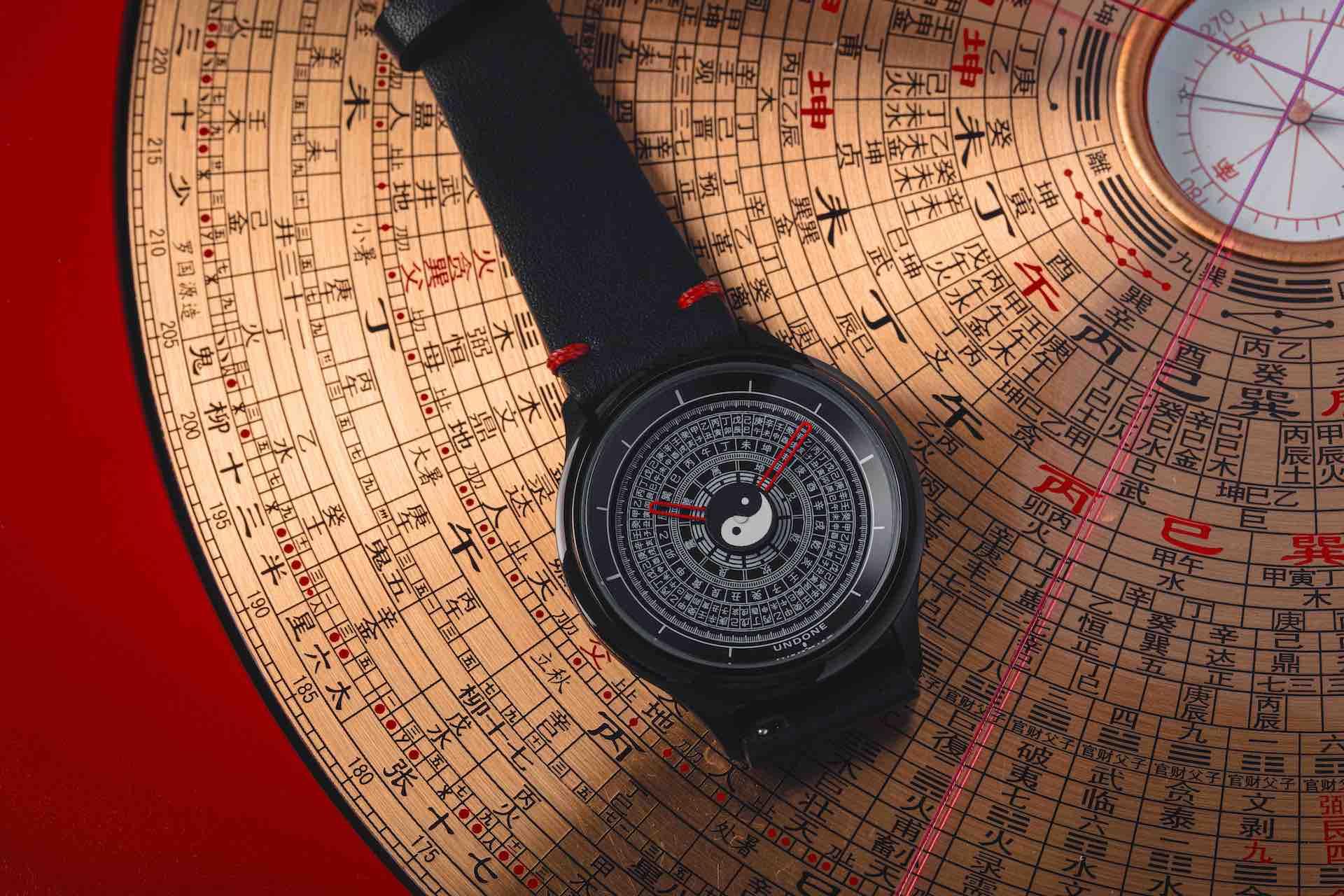 UNDONEから羅盤や風水コンパスを近代的にアレンジした腕時計が登場!ケースバックには十干十二支がプリント lf200623_undone_zen_02